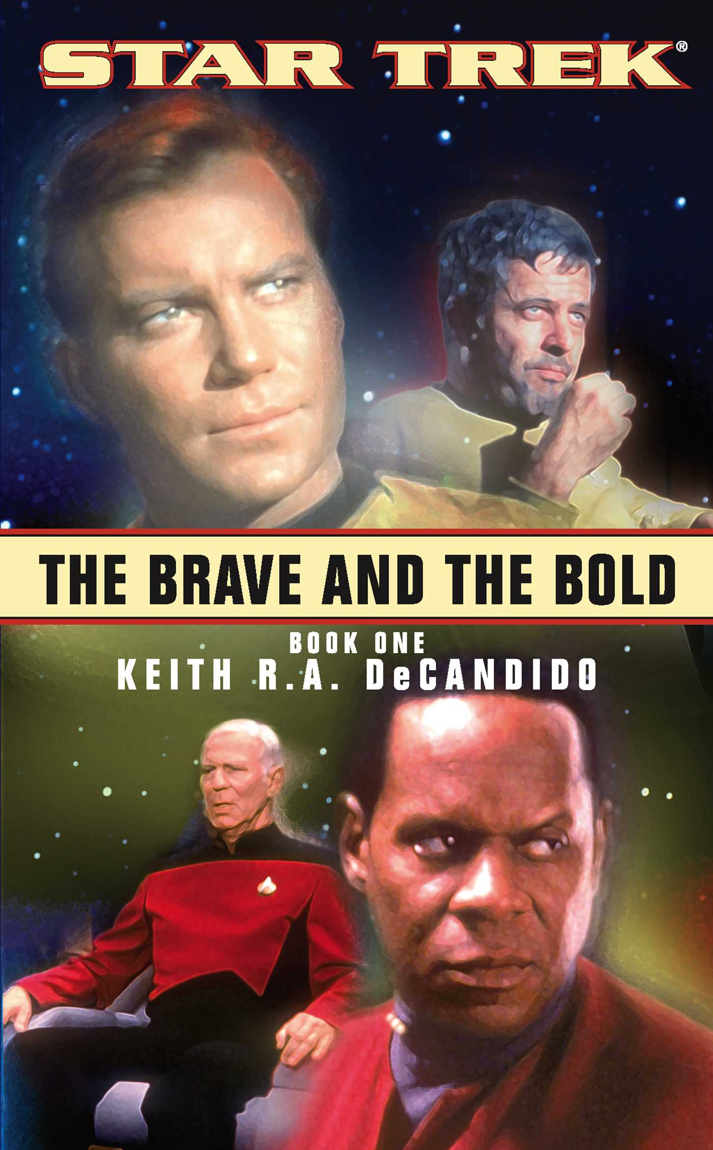 The brave and the bold book one 9780743419246 hr