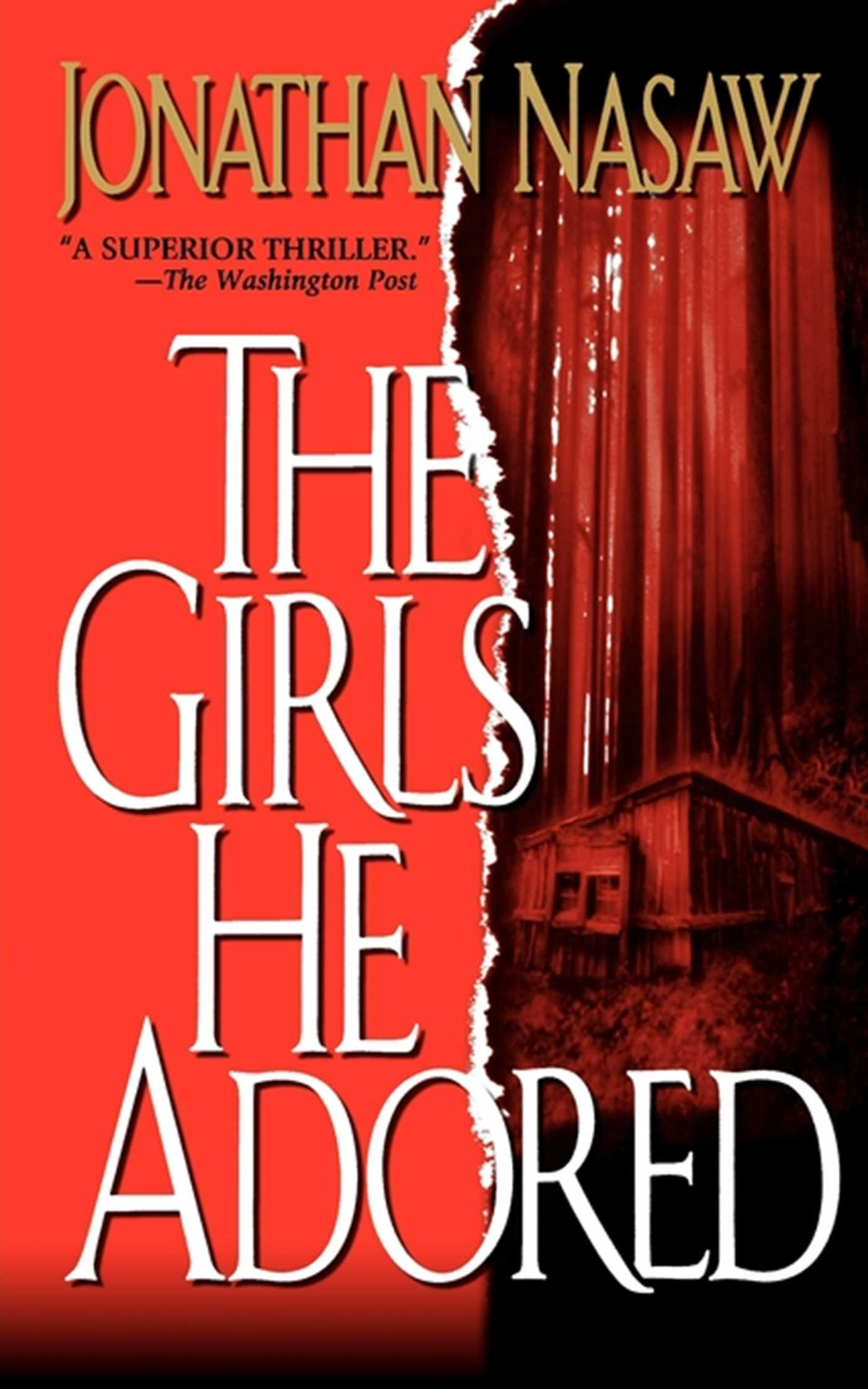 The girls he adored 9780743419444 hr