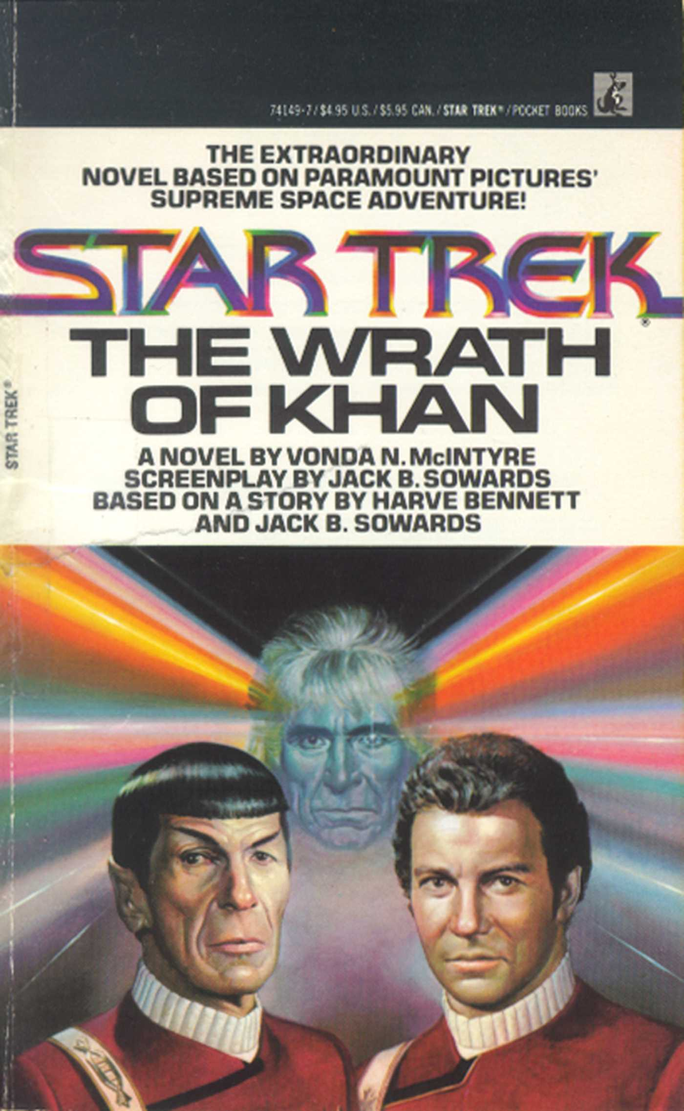the wrath of khan ebook by vonda n mcintyre official publisher