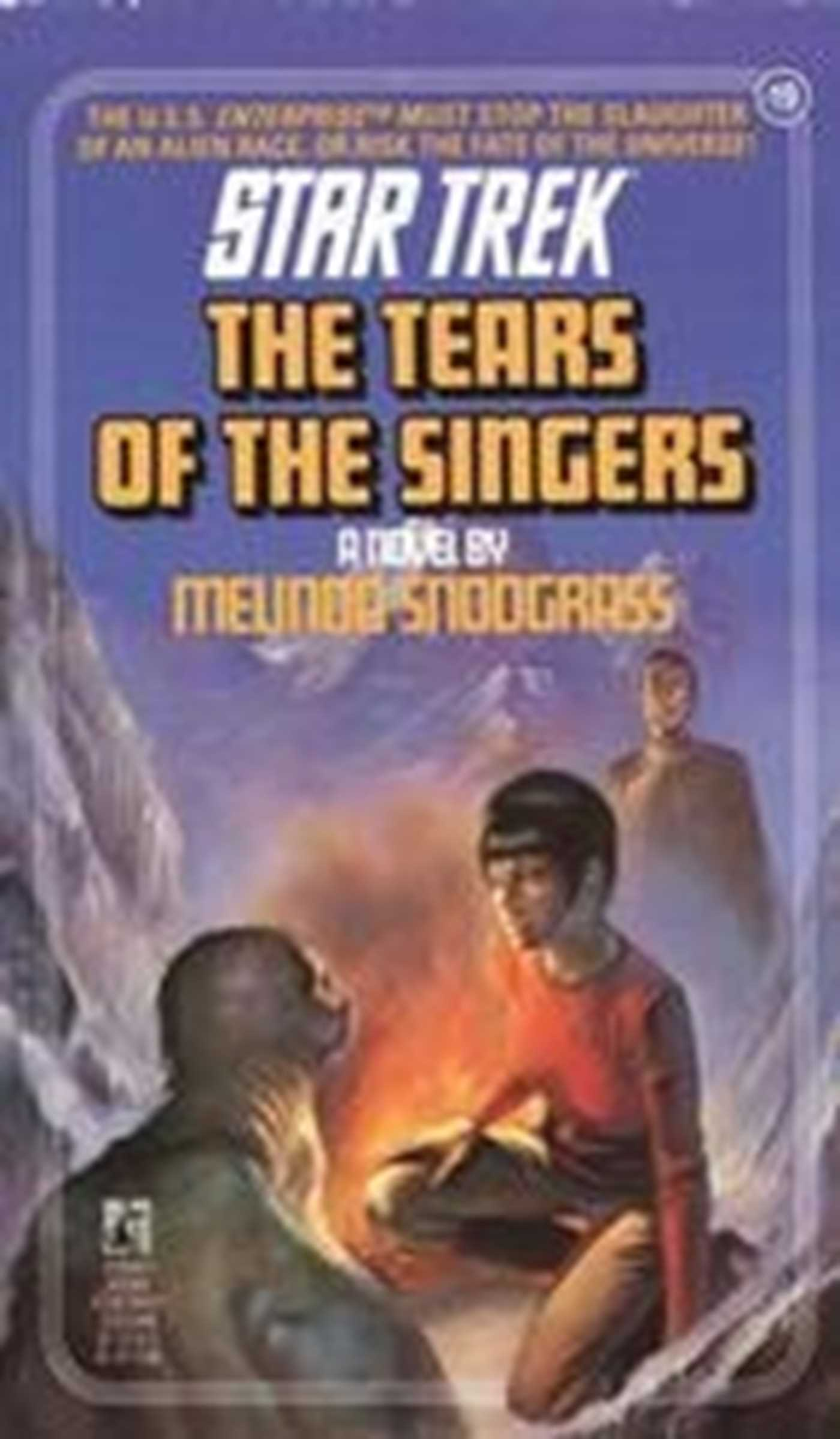 The tears of the singers 9780743419703 hr