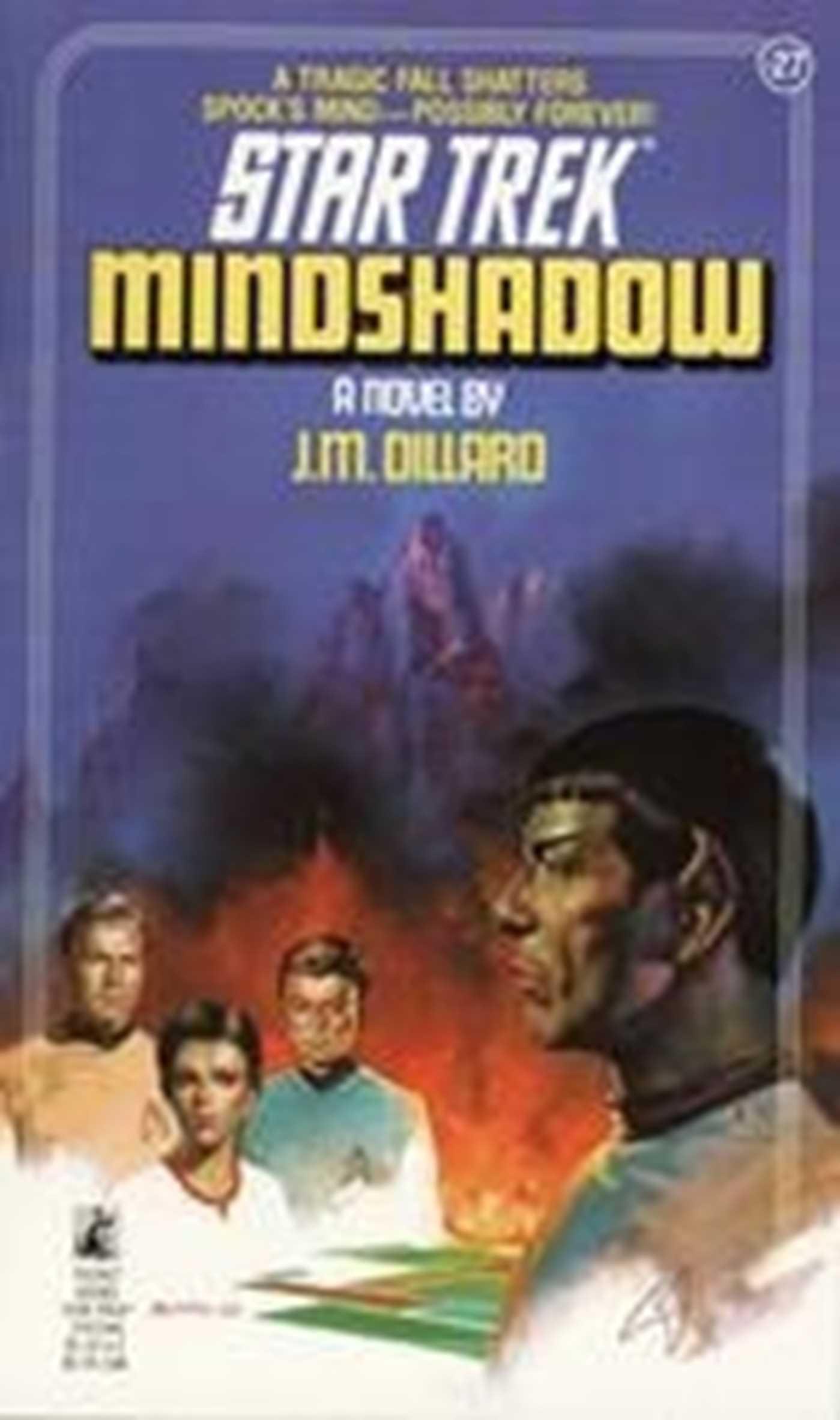 Mindshadow 9780743419789 hr
