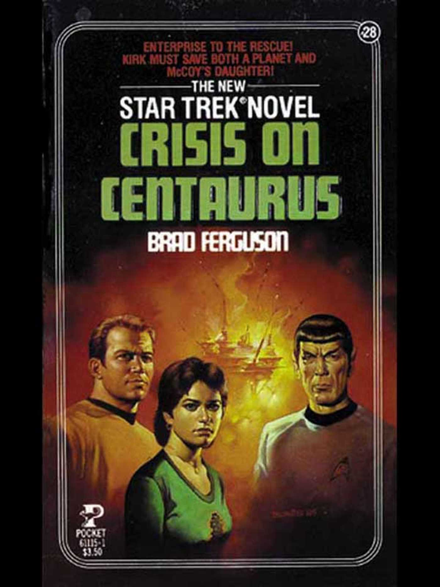 Crisis on centaurus 9780743419796 hr