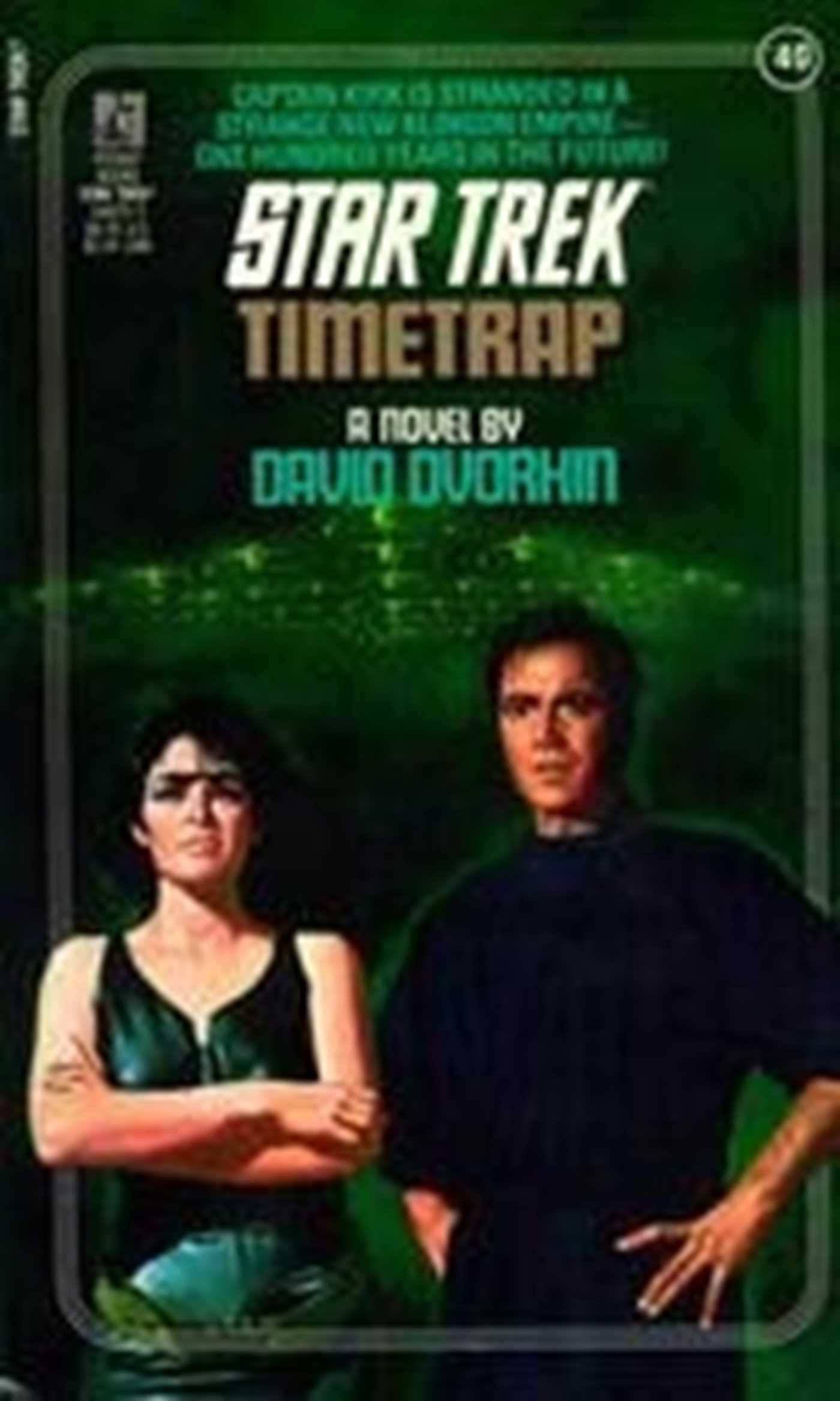 Timetrap 9780743419918 hr