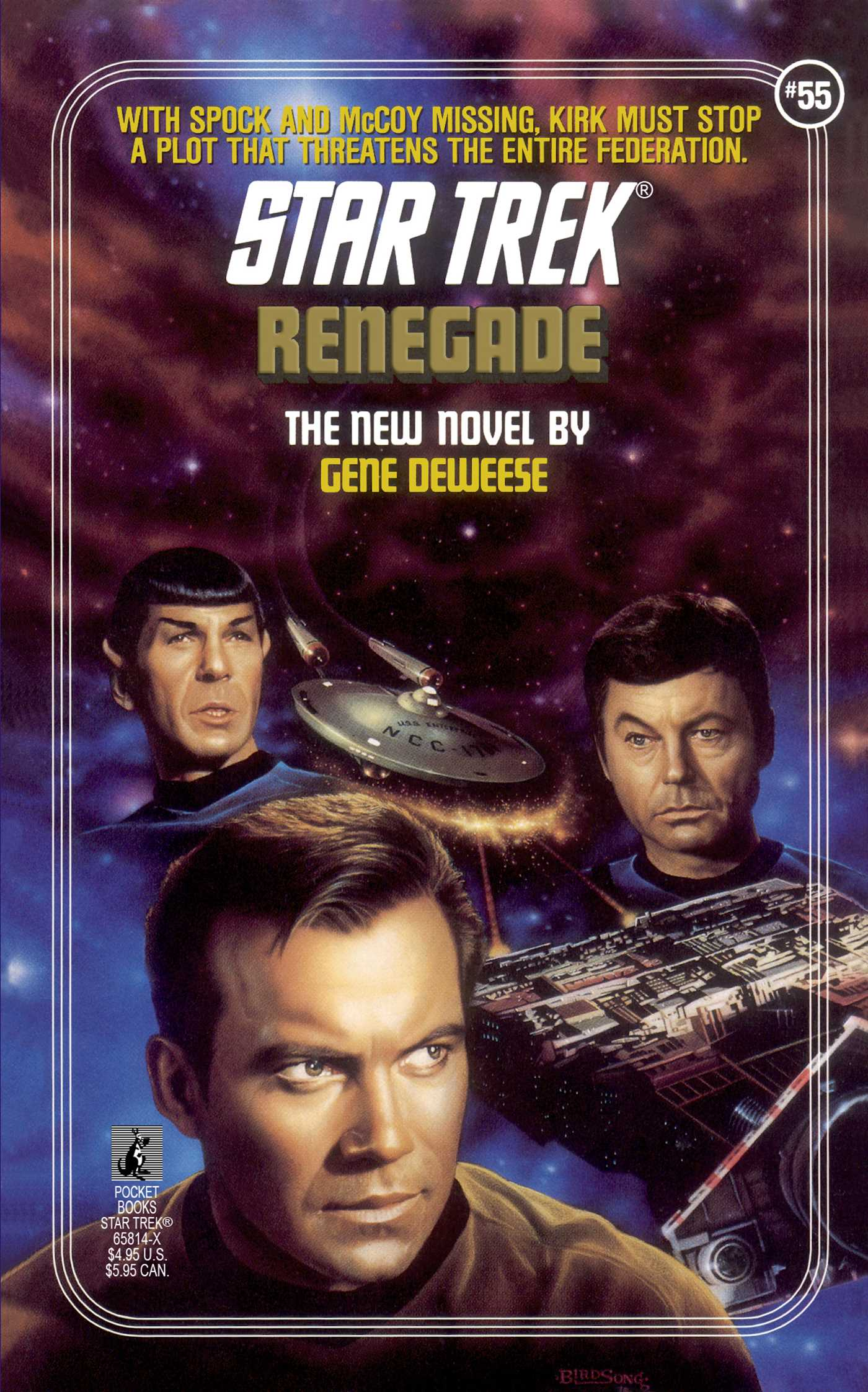 Renegade 9780743420068 hr