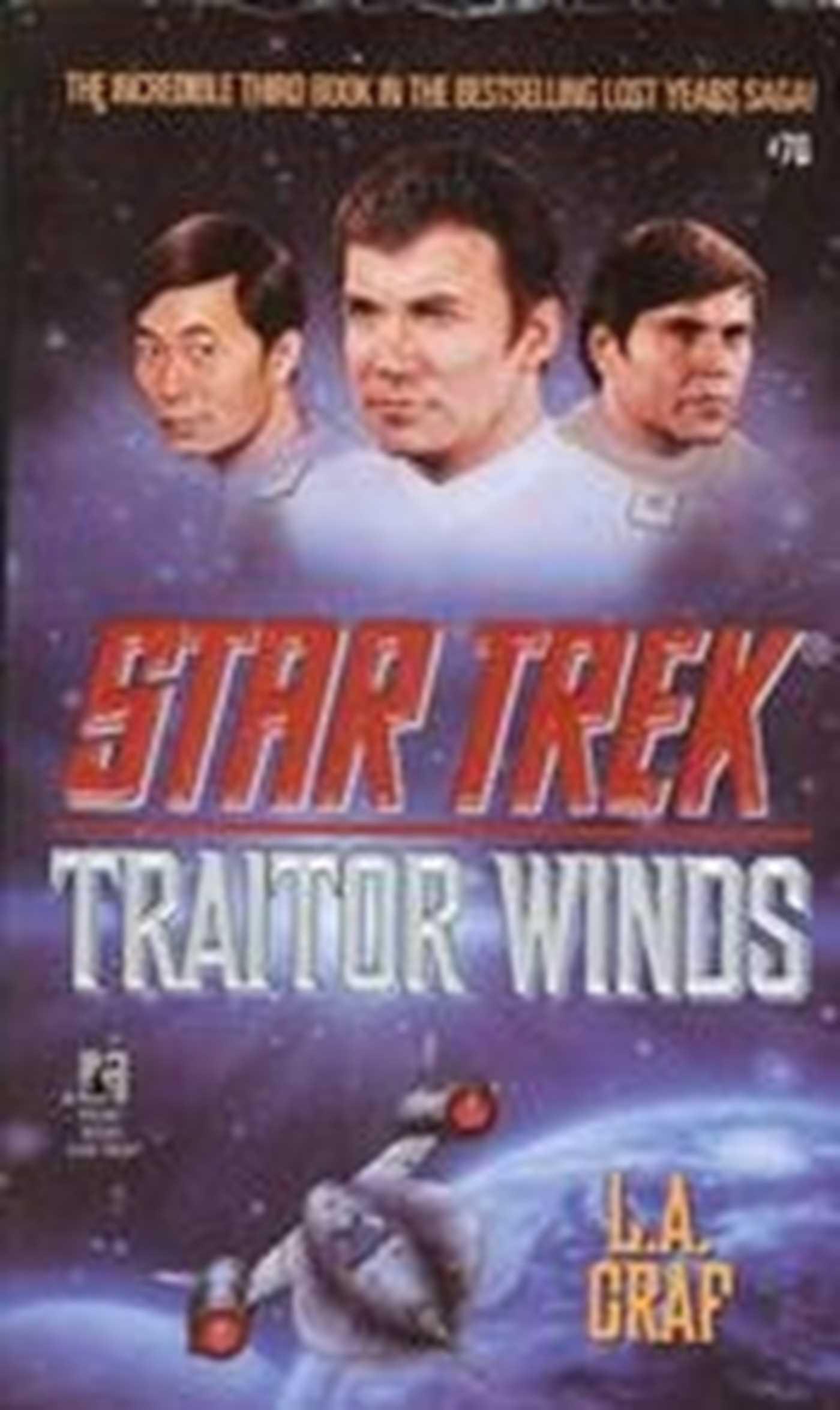 Traitor winds 9780743420211 hr