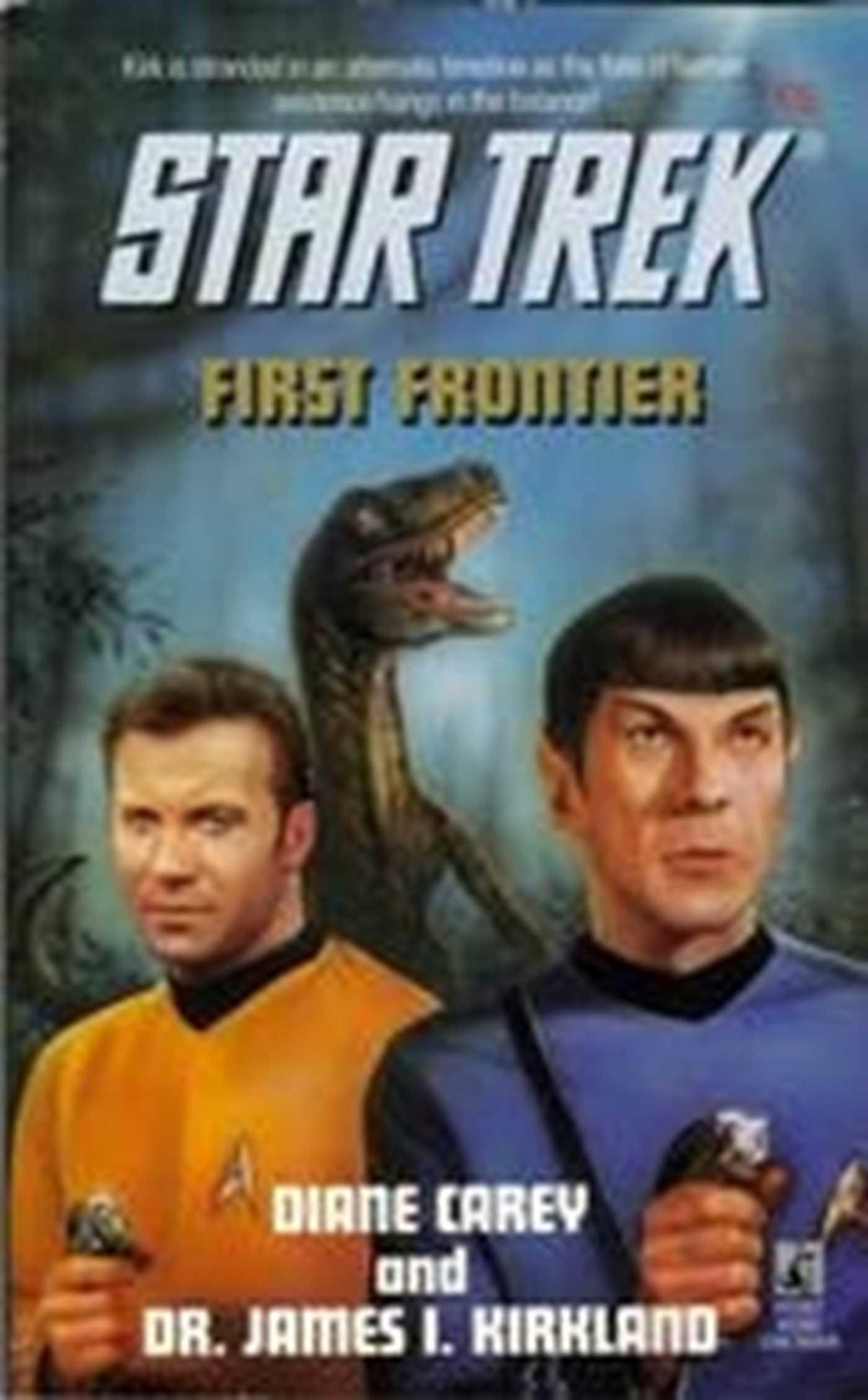 First frontier 9780743420266 hr