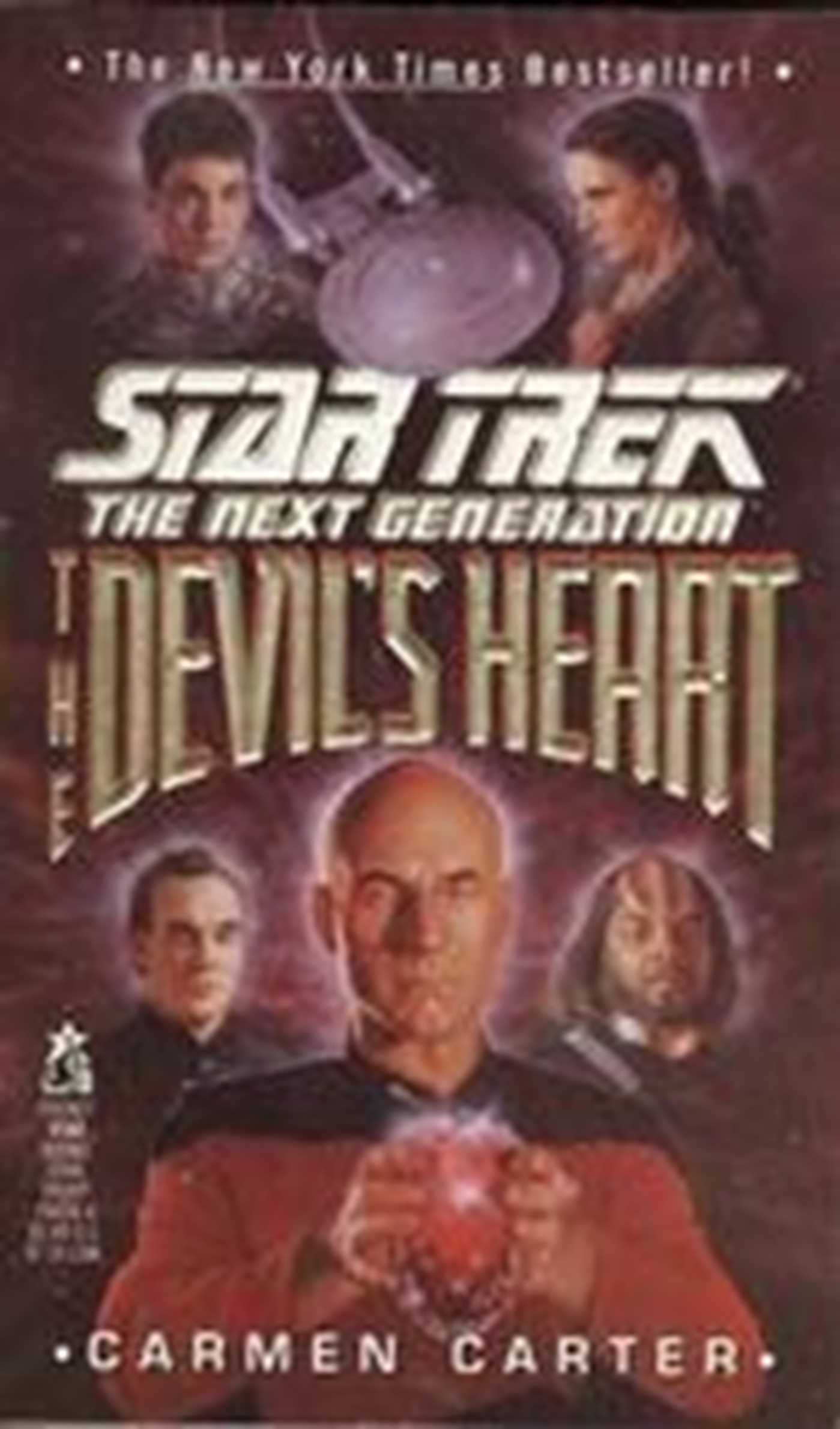 The devils heart 9780743420631 hr