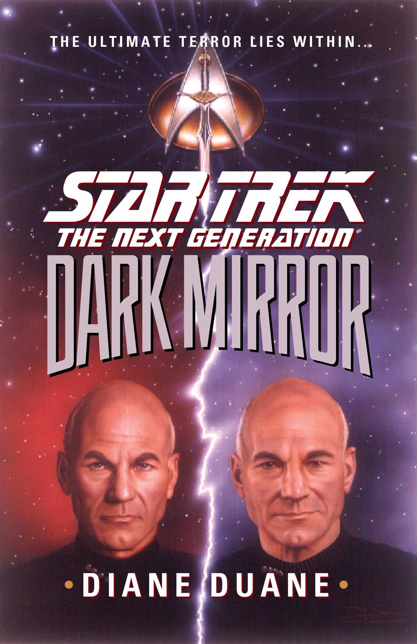 Ebook Dark Mirror By Diane Duane