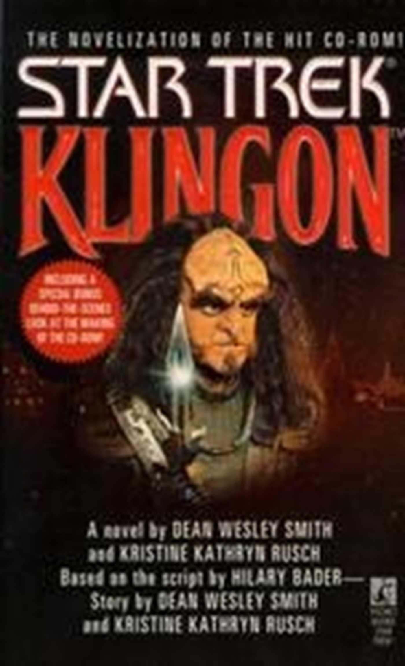 Klingon 9780743420778 hr