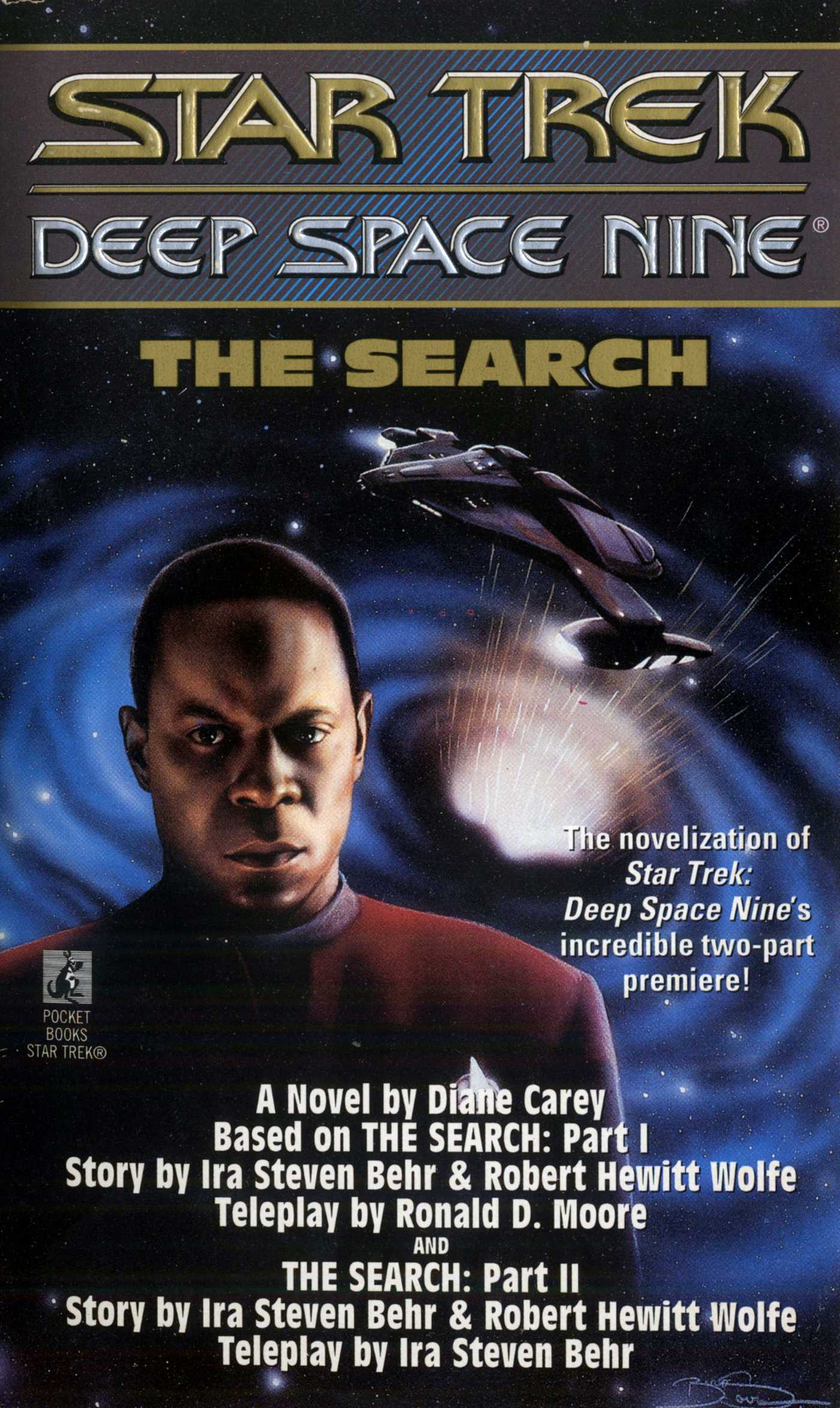 The search 9780743420815 hr