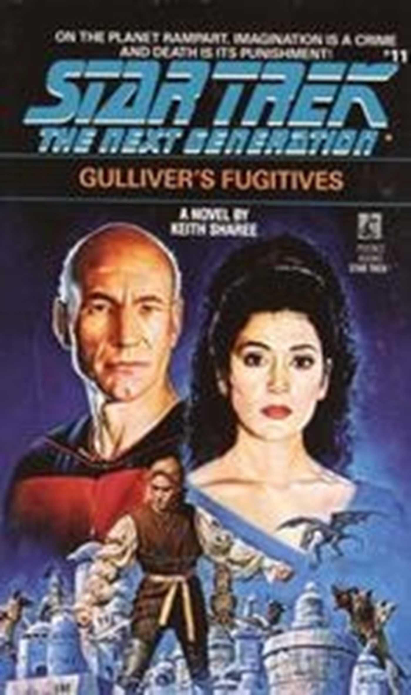 Gullivers fugitives 9780743420914 hr