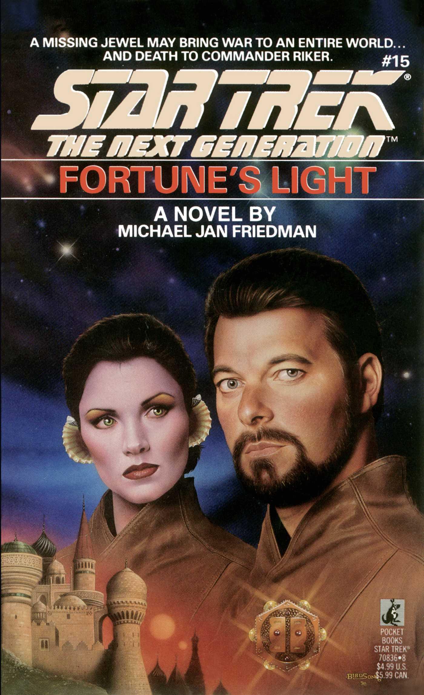 Fortunes light 9780743420952 hr