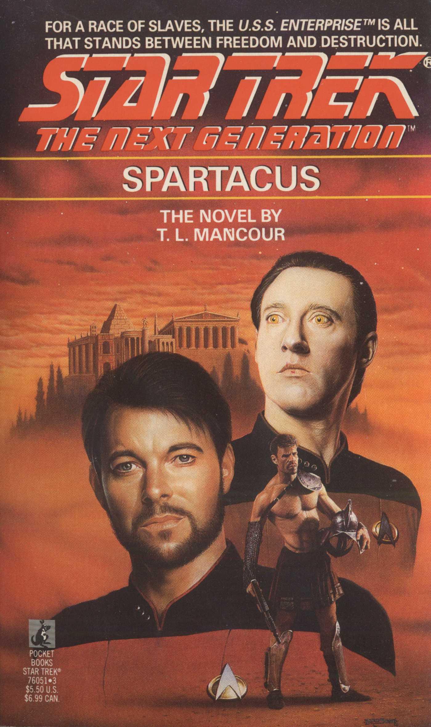 Spartacus 9780743421003 hr