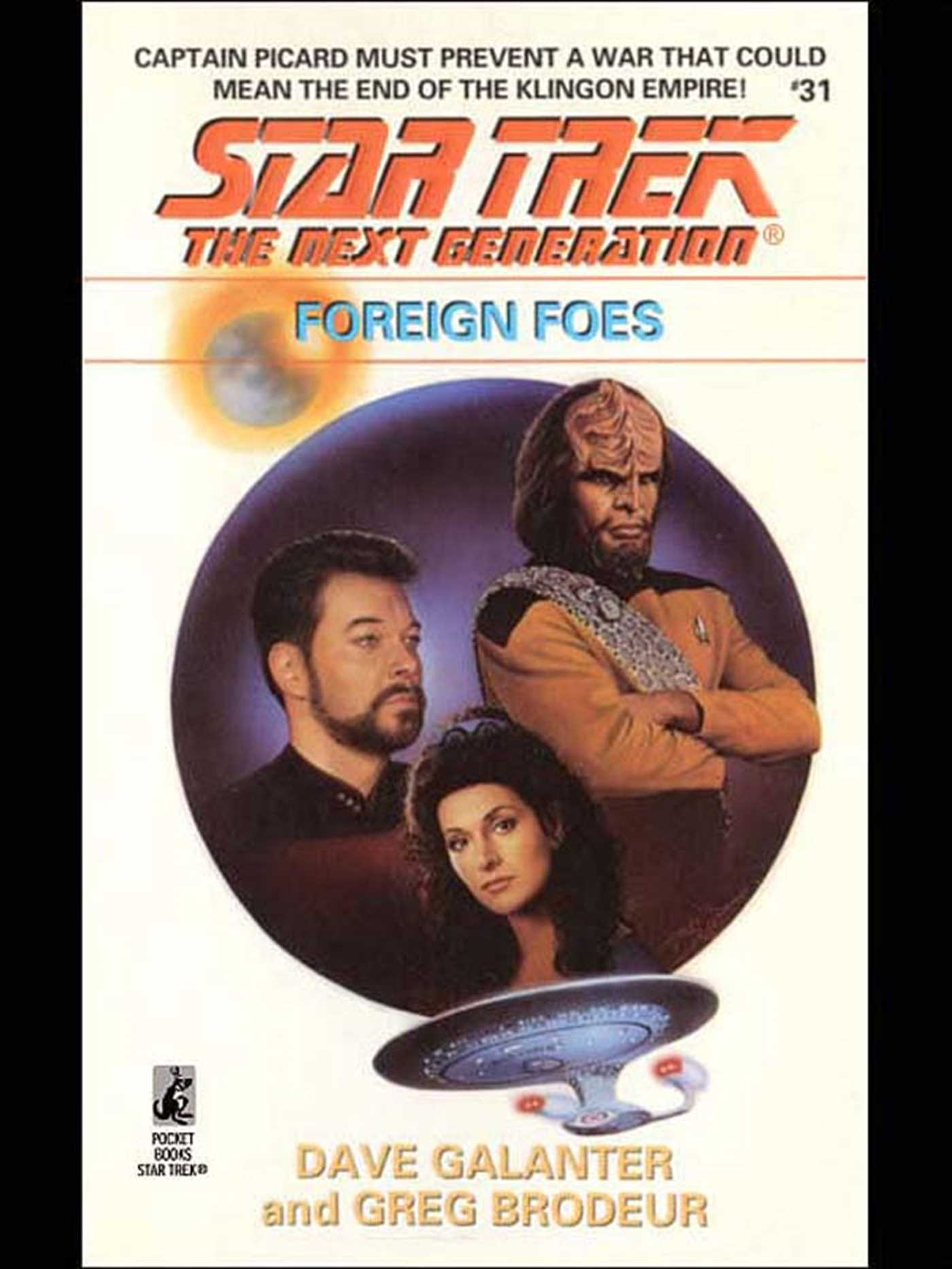 Foreign foes 9780743421140 hr