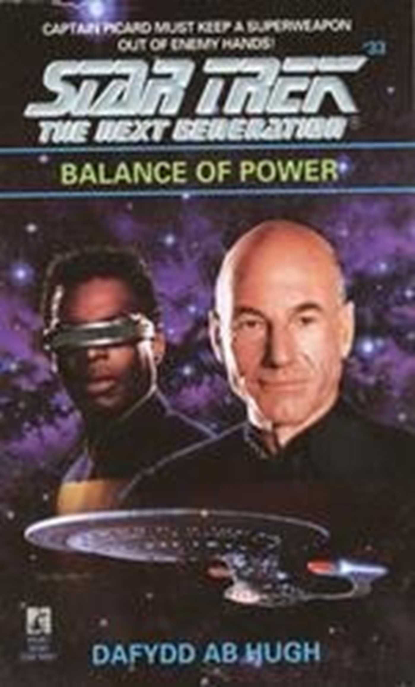 Balance of power 9780743421225 hr