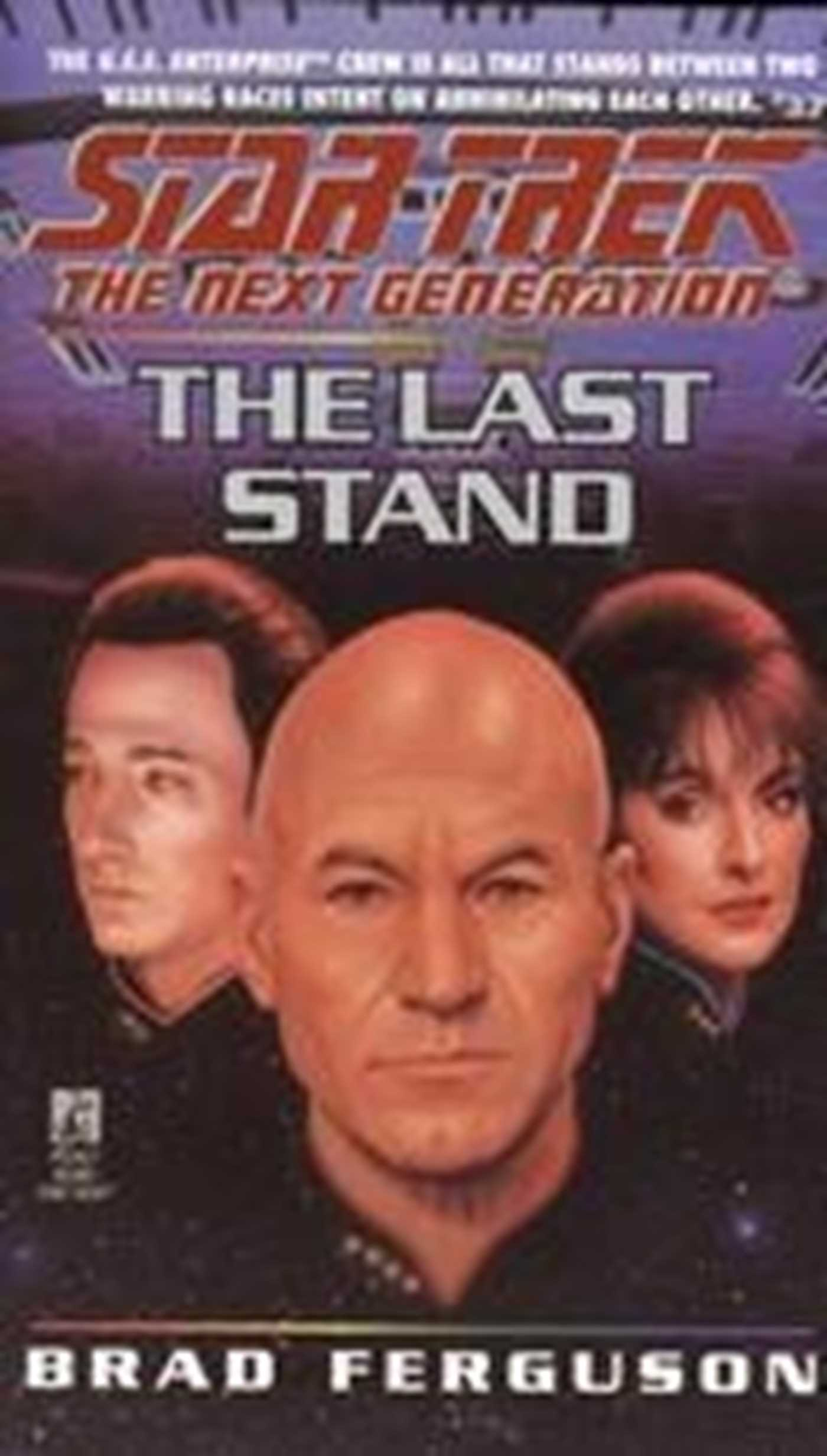 The last stand 9780743421393 hr