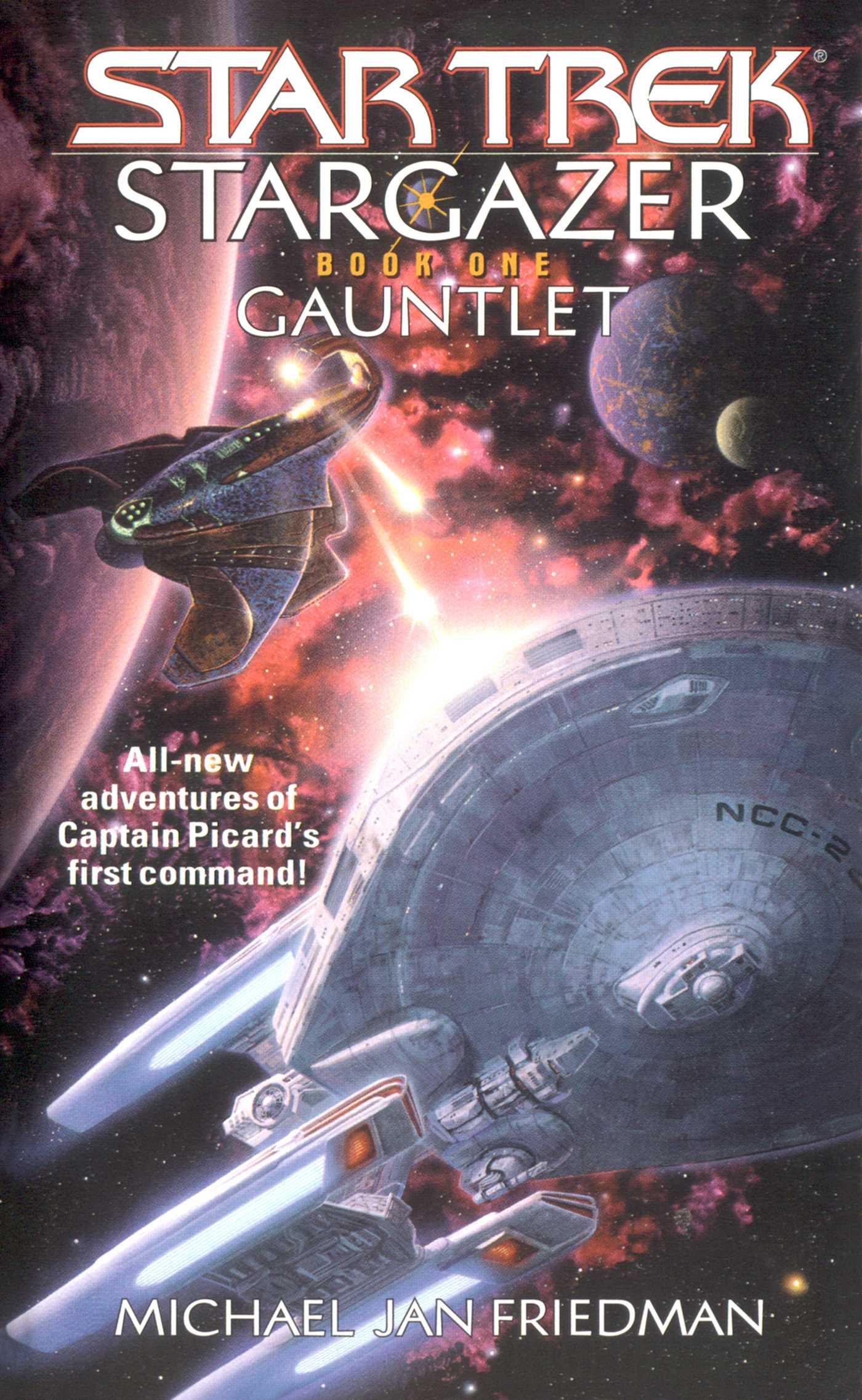 Stargazer book one 9780743427951 hr