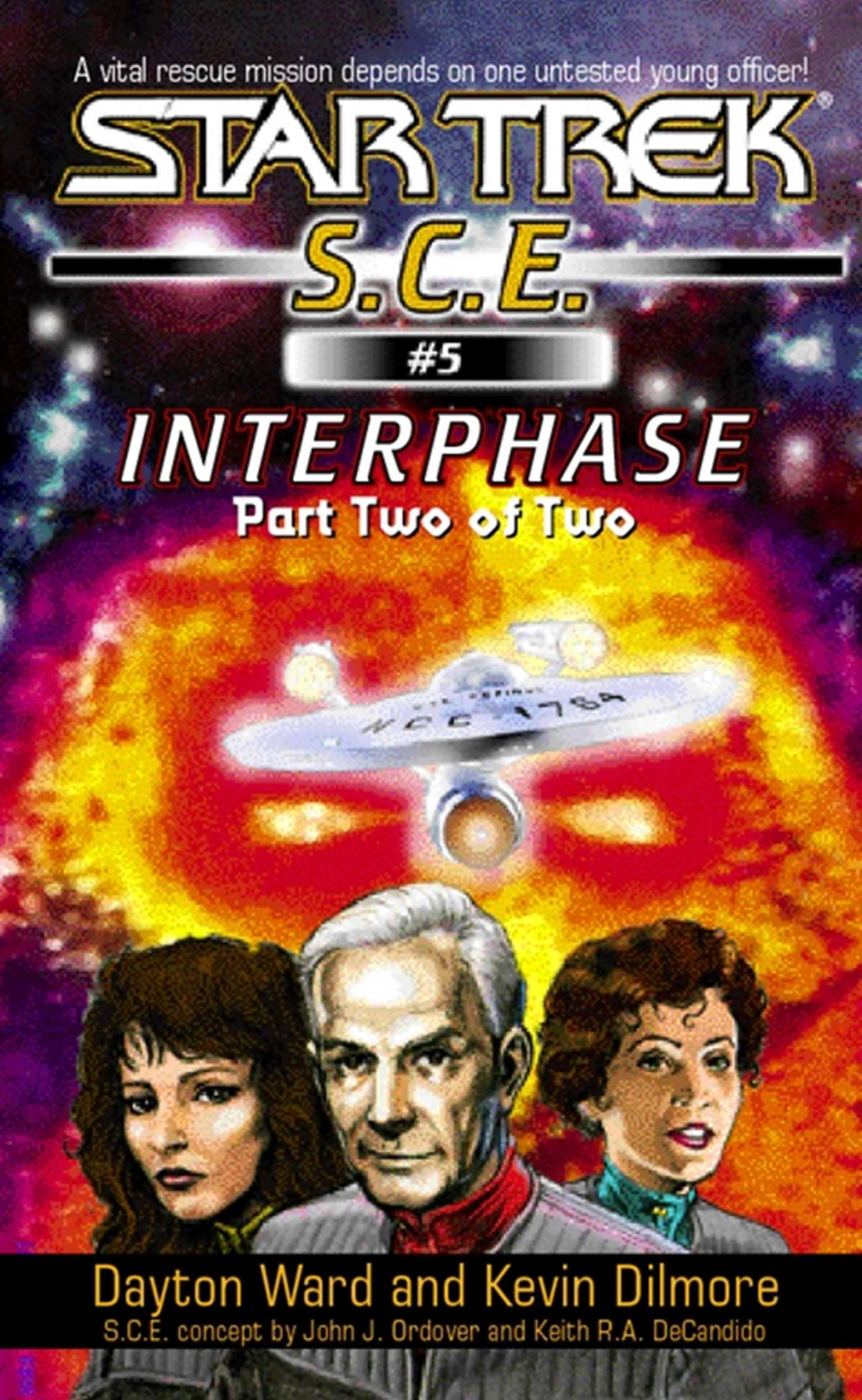 Interphase book 2 9780743428712 hr