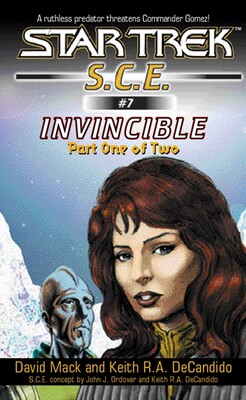 Star Trek: Invincible Book One