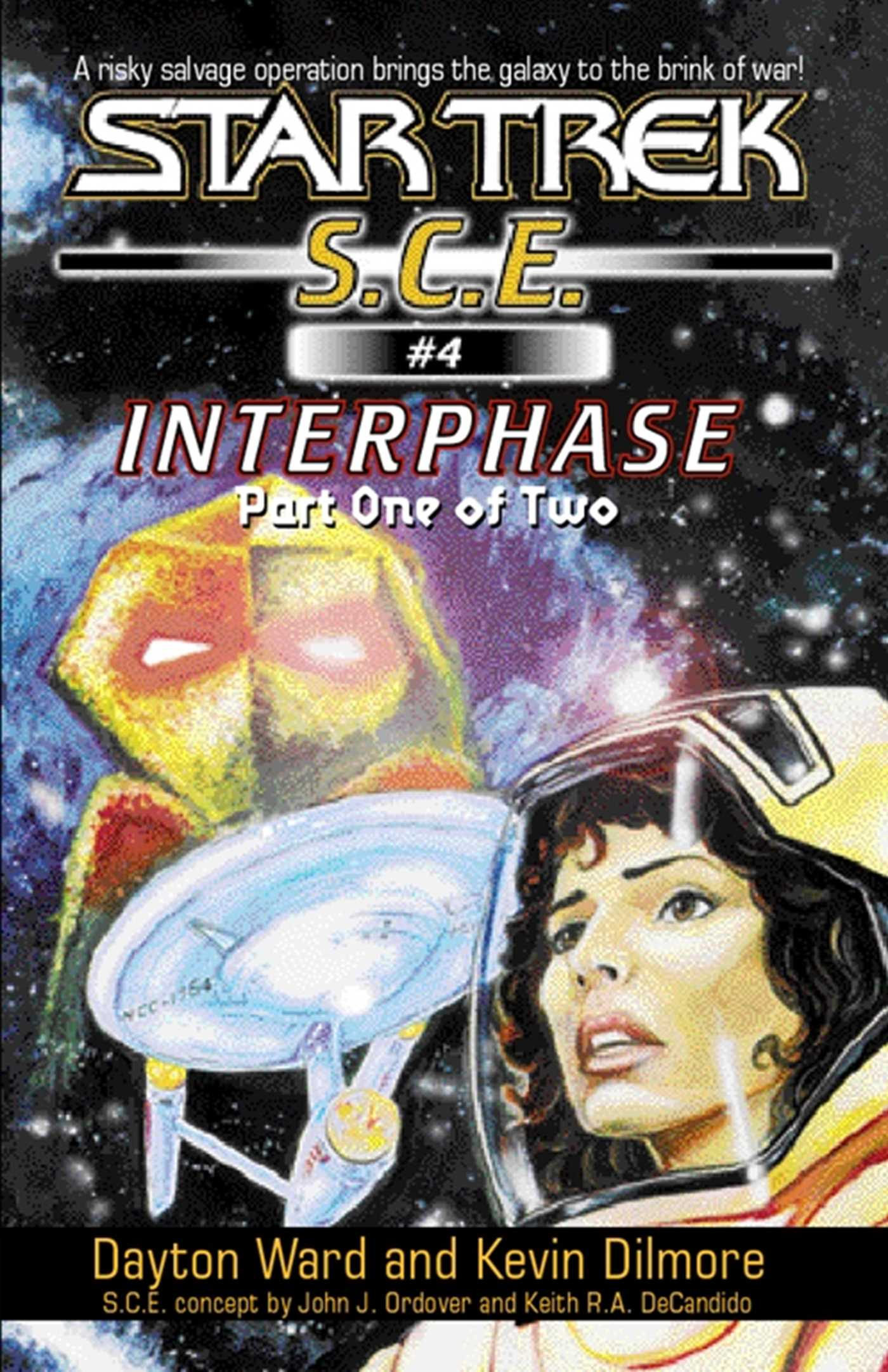 Interphase book 1 9780743428828 hr