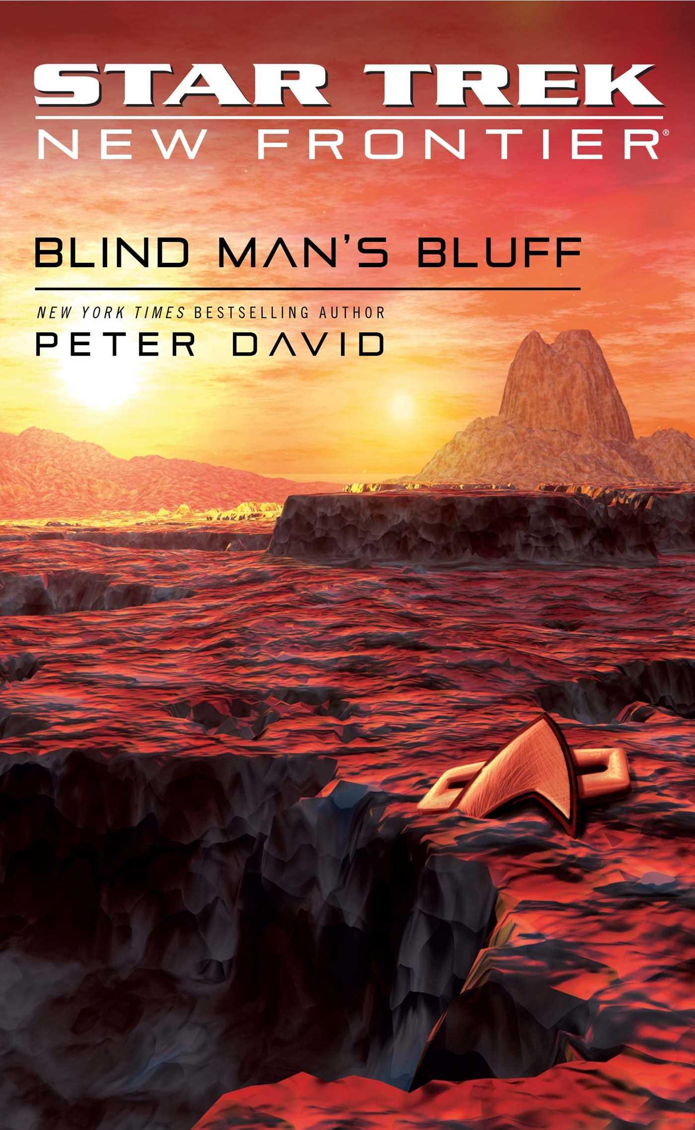Star trek new frontier blind mans bluff 9780743429603 hr