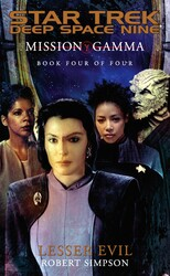 Mission Gamma: Book Four