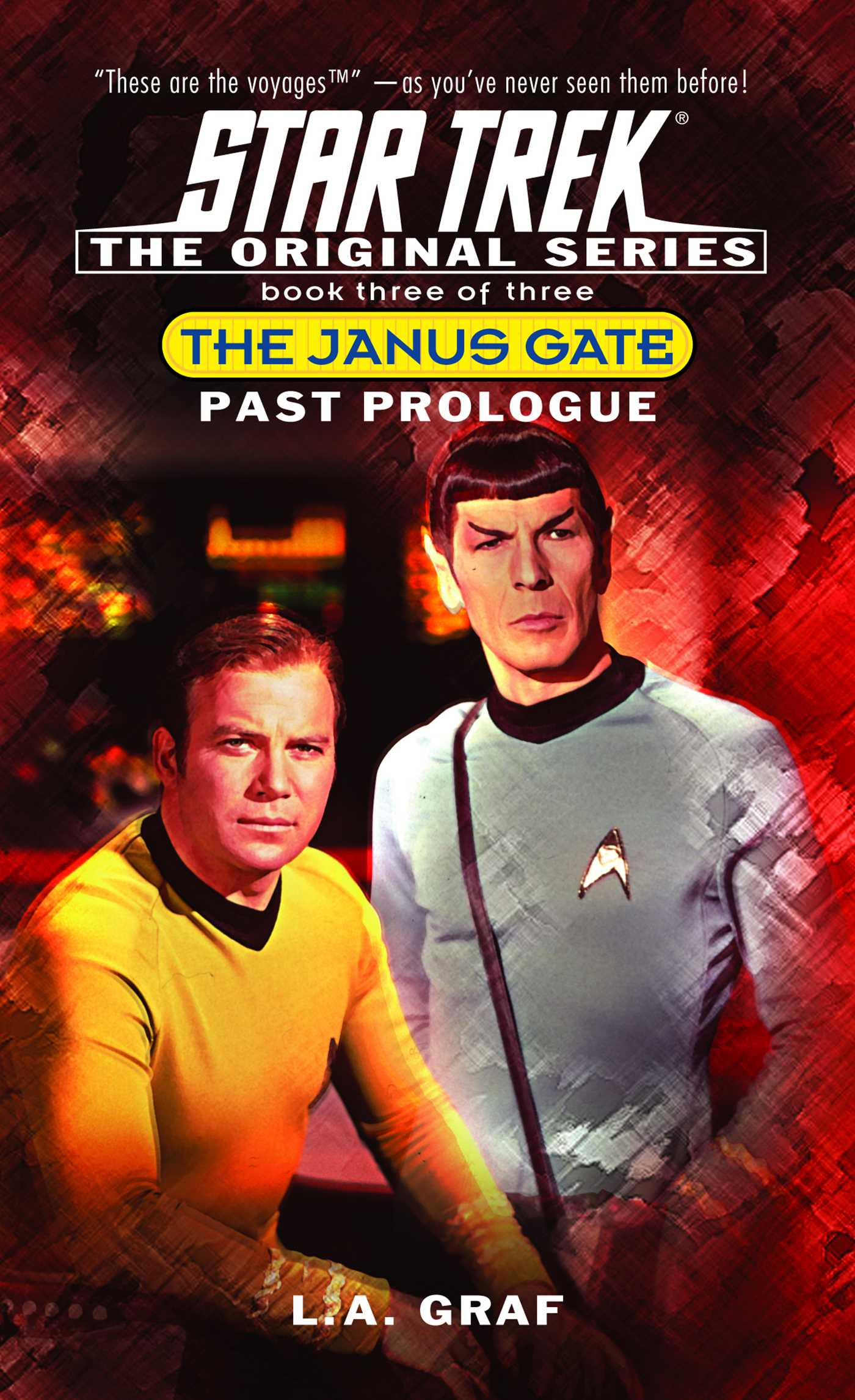 The past prologue 9780743445979 hr