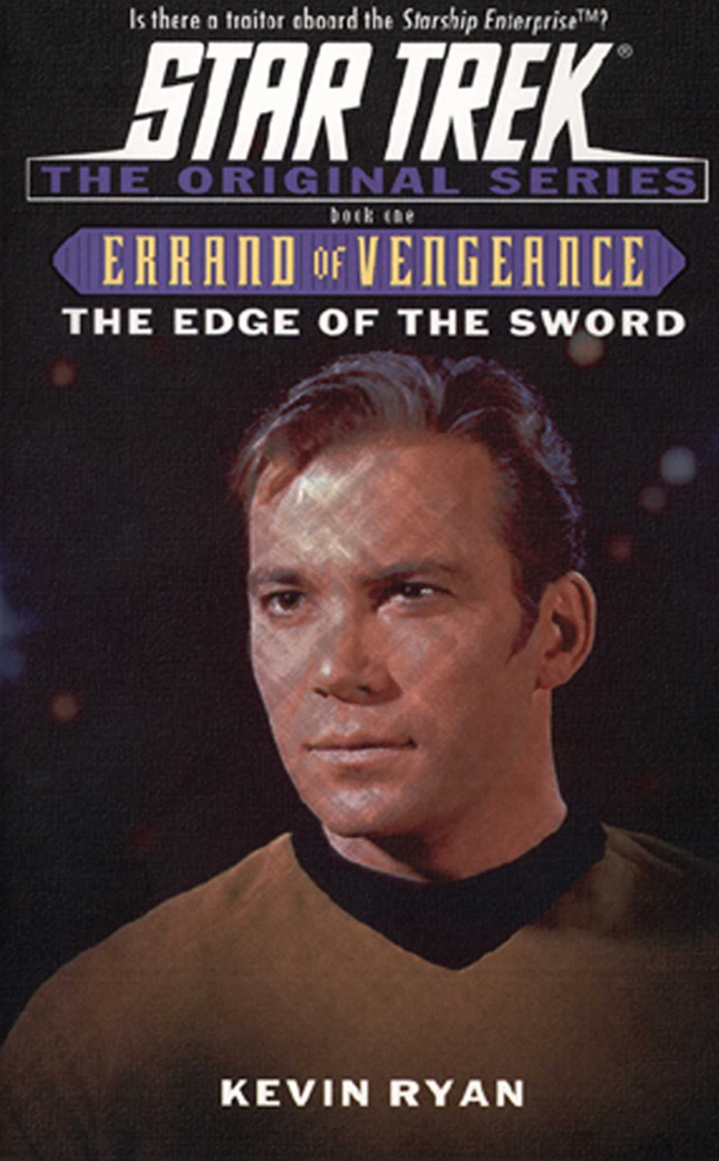 The edge of the sword 9780743445993 hr