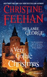 A Very Gothic Christmas book cover