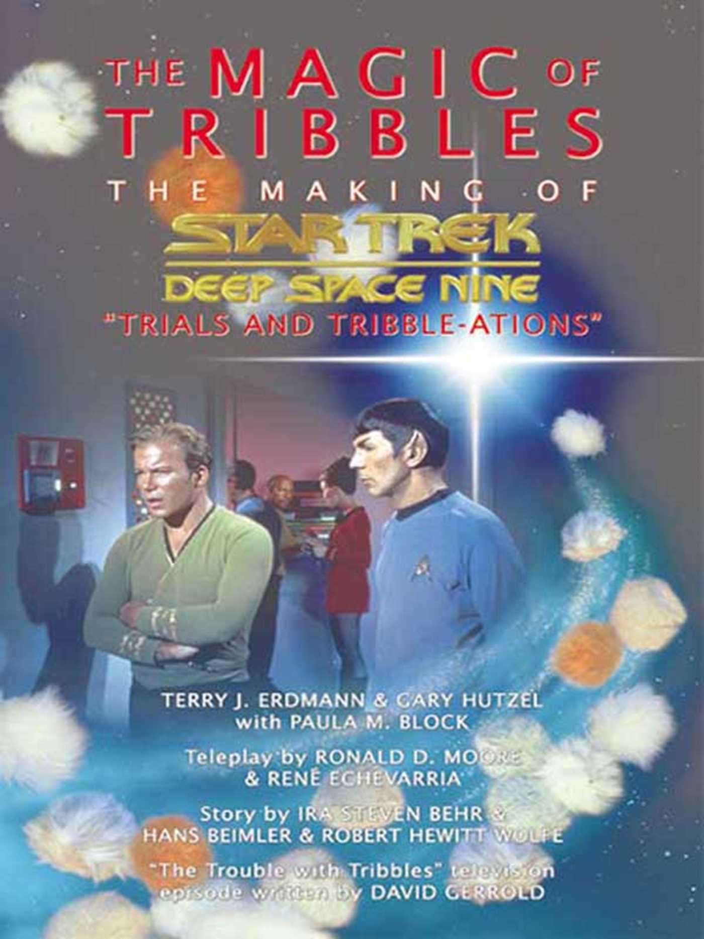 Star trek the magic of tribbles 9780743446235 hr