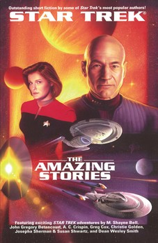 The Star Trek: The Next Generation: The Amazing Stories Anthology