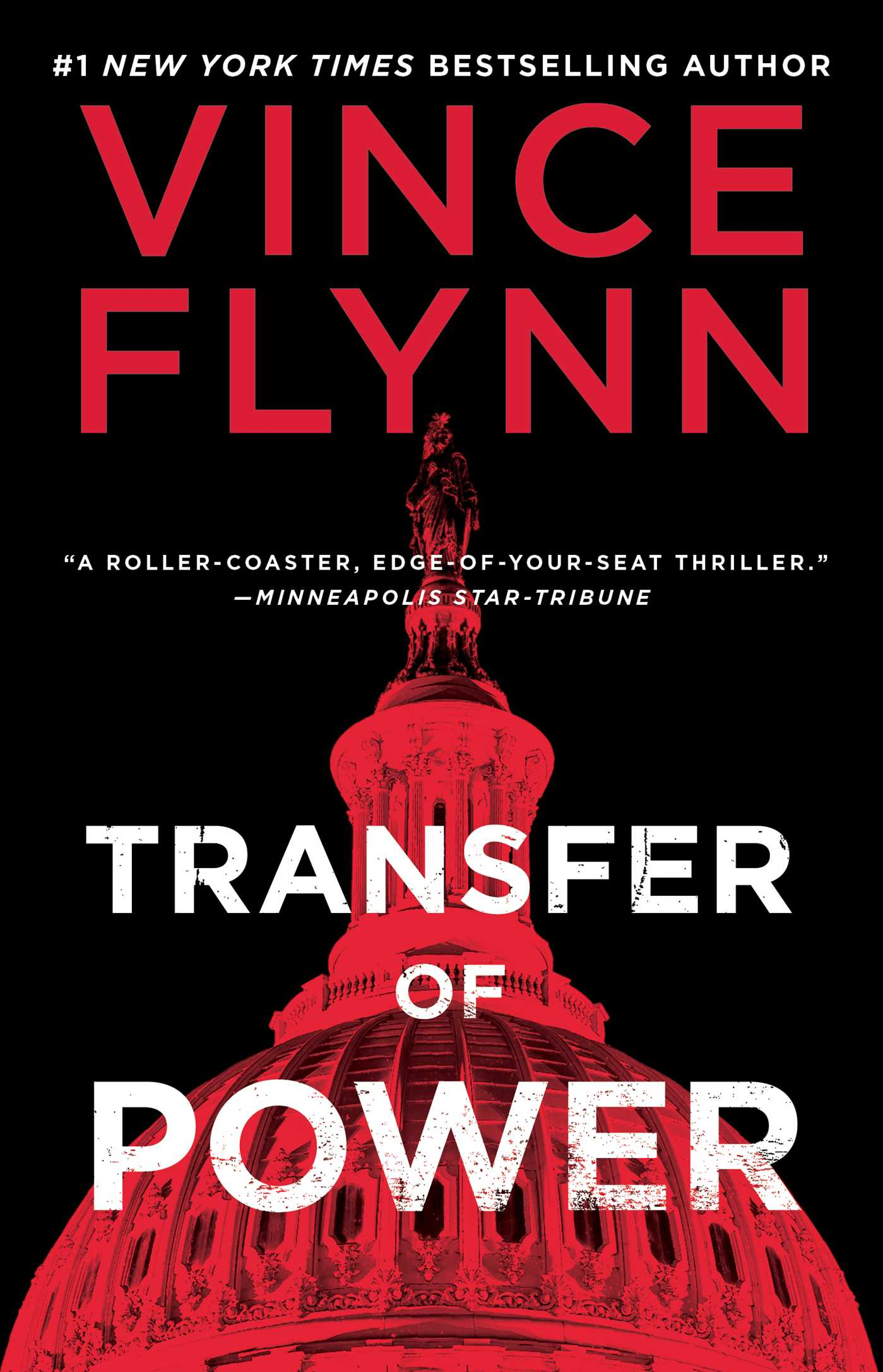 Transfer of power 9780743449243 hr