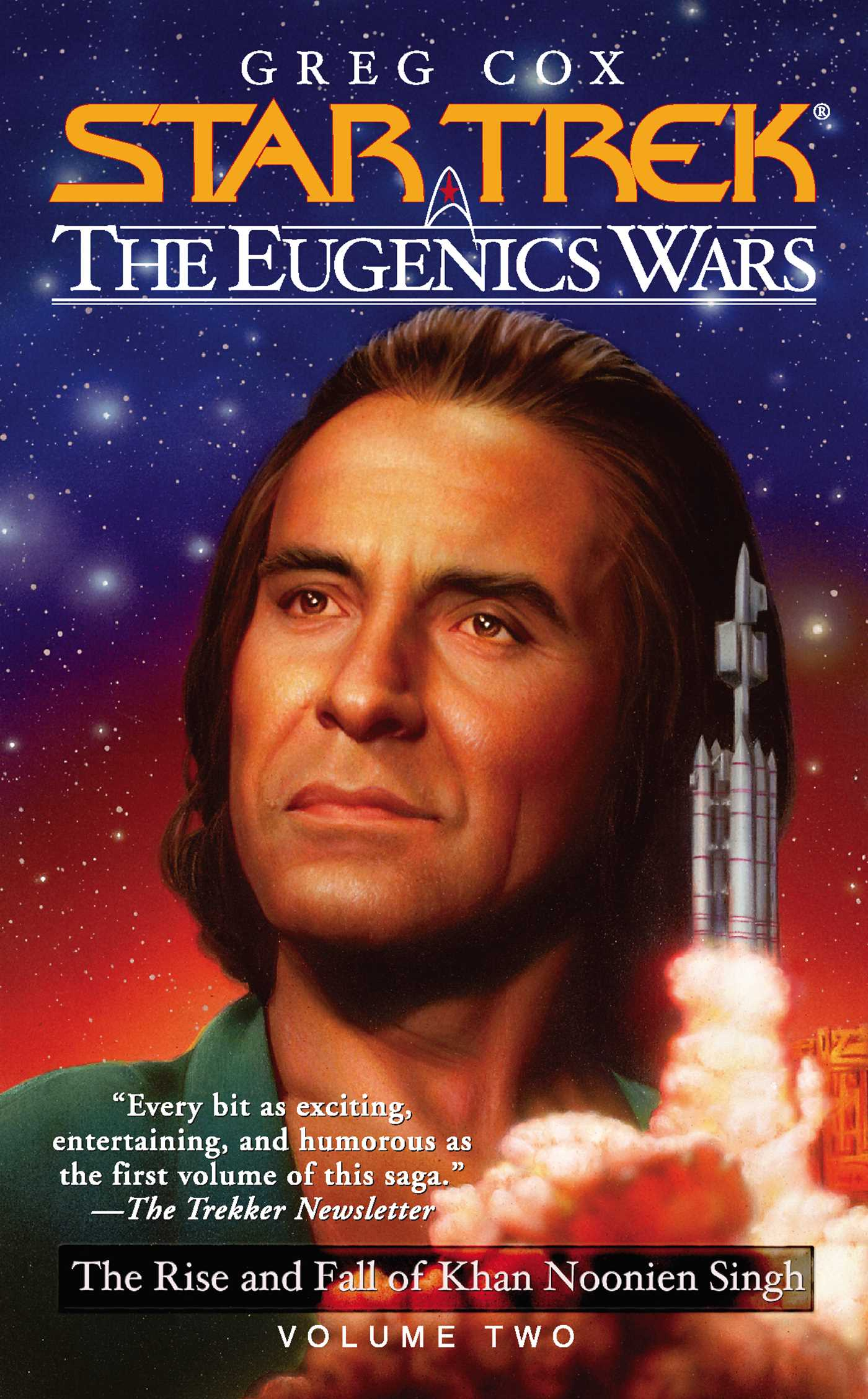 The eugenics wars 9780743451635 hr