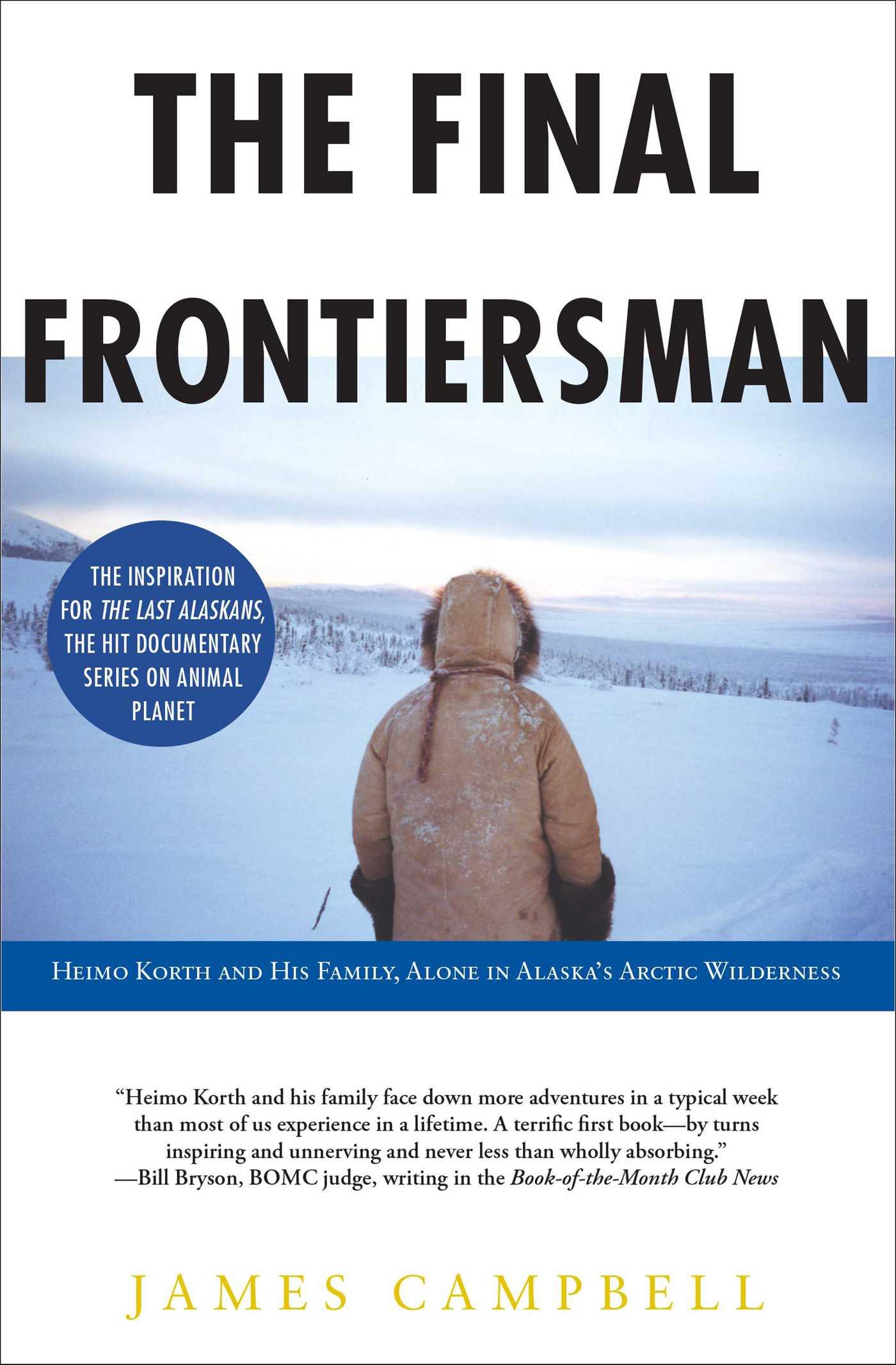 The final frontiersman 9780743453141 hr