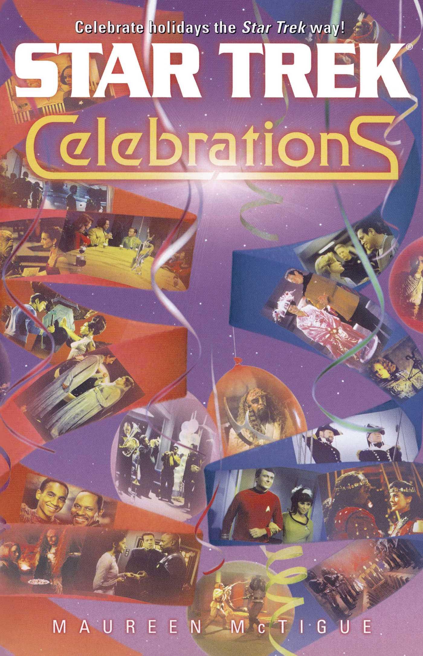 Celebrations 9780743453530 hr