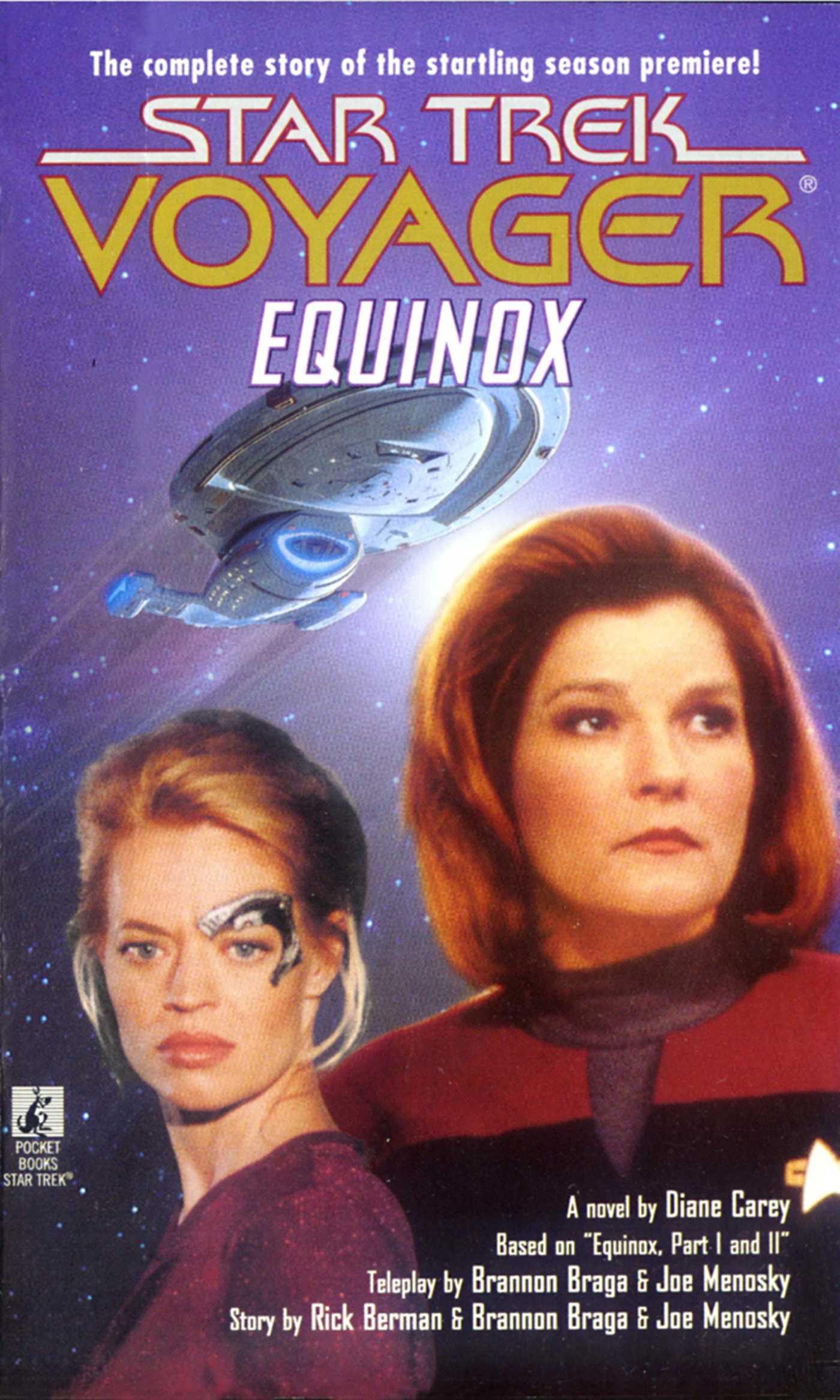 Equinox 9780743453882 hr