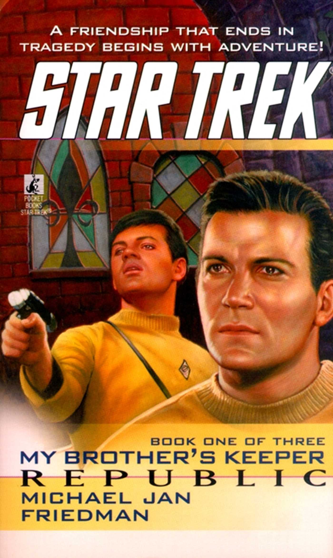Star trek the original series my brothers keepe 9780743454025 hr