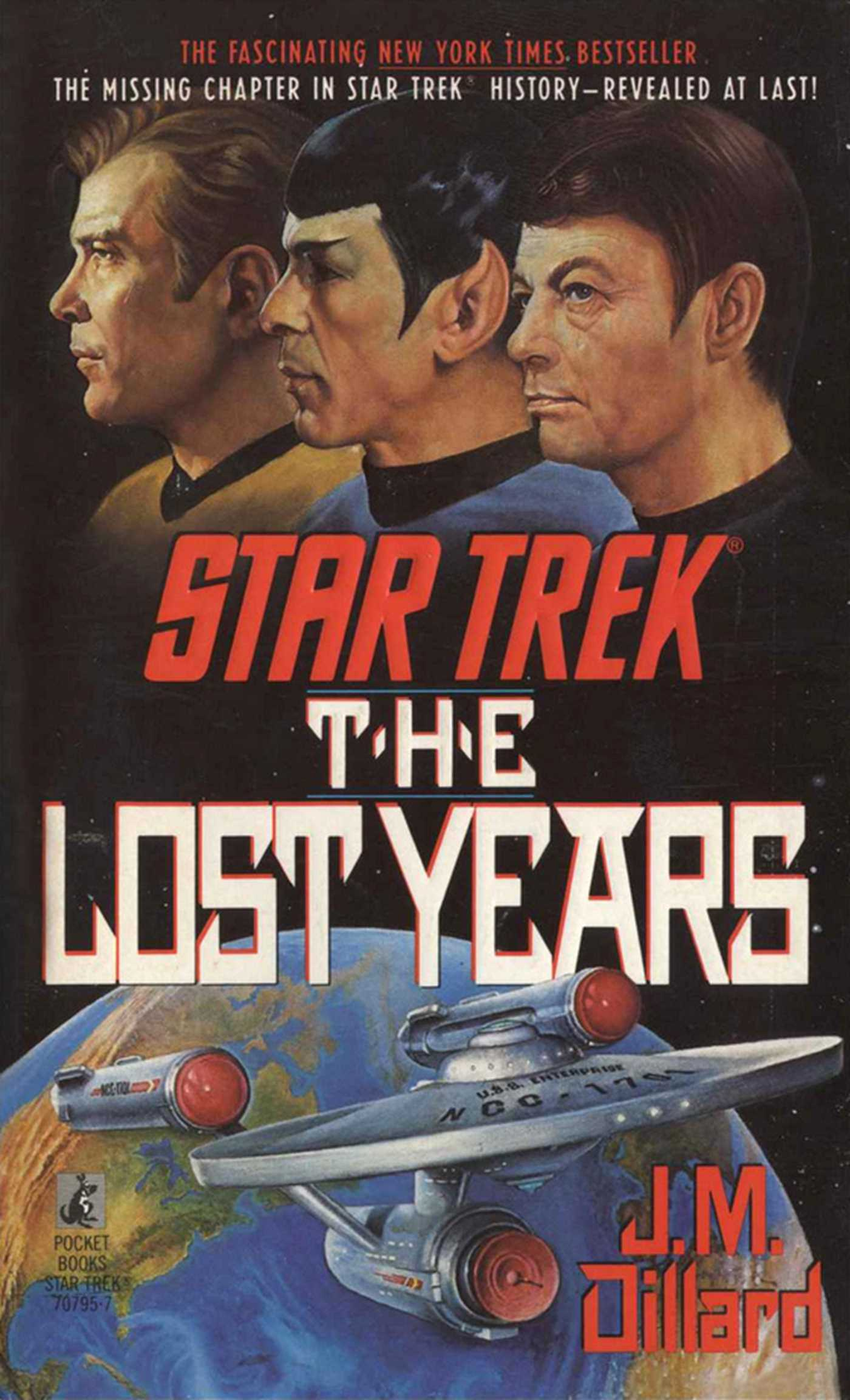 The lost years 9780743454223 hr