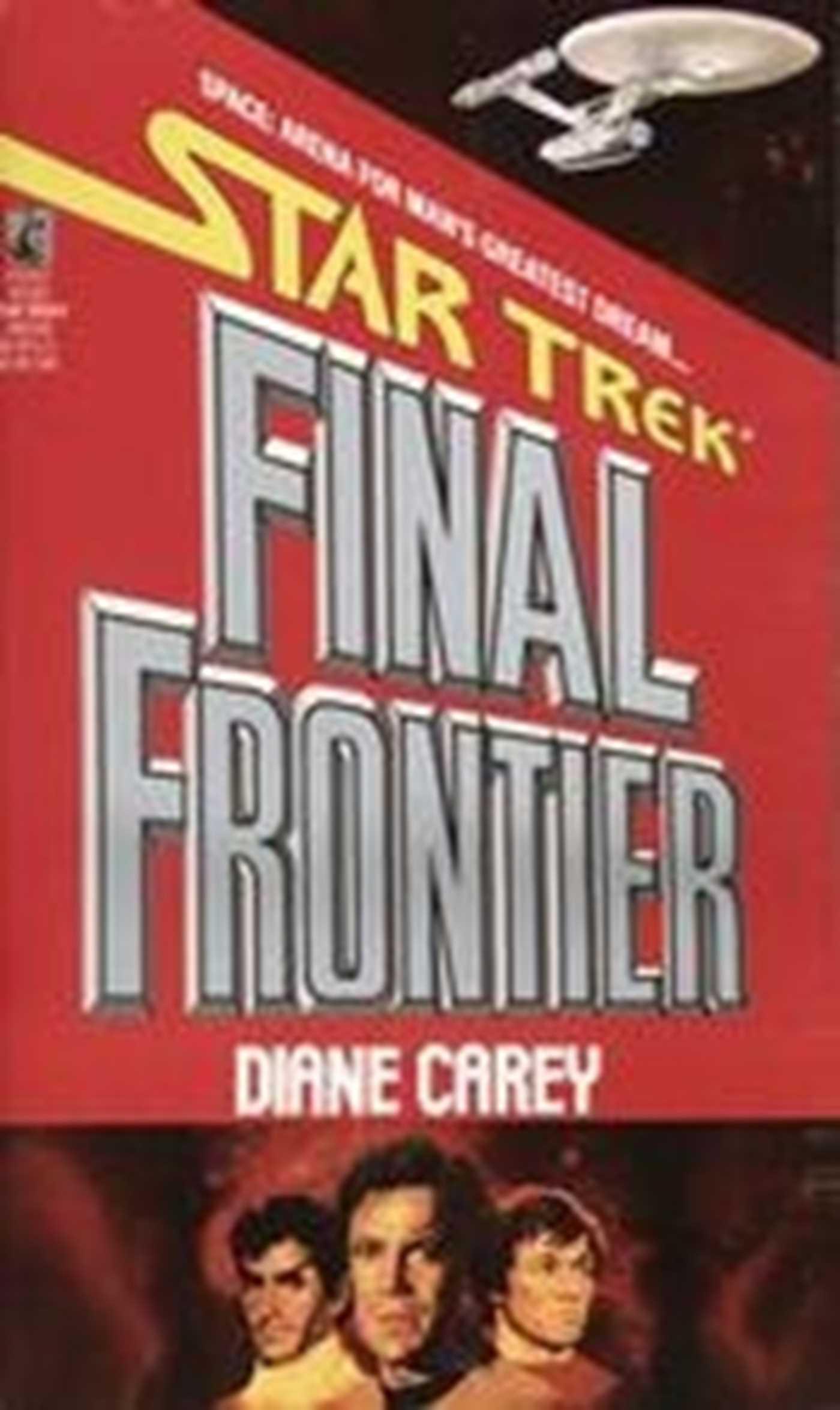 Star trek the original series final frontier 9780743454261 hr