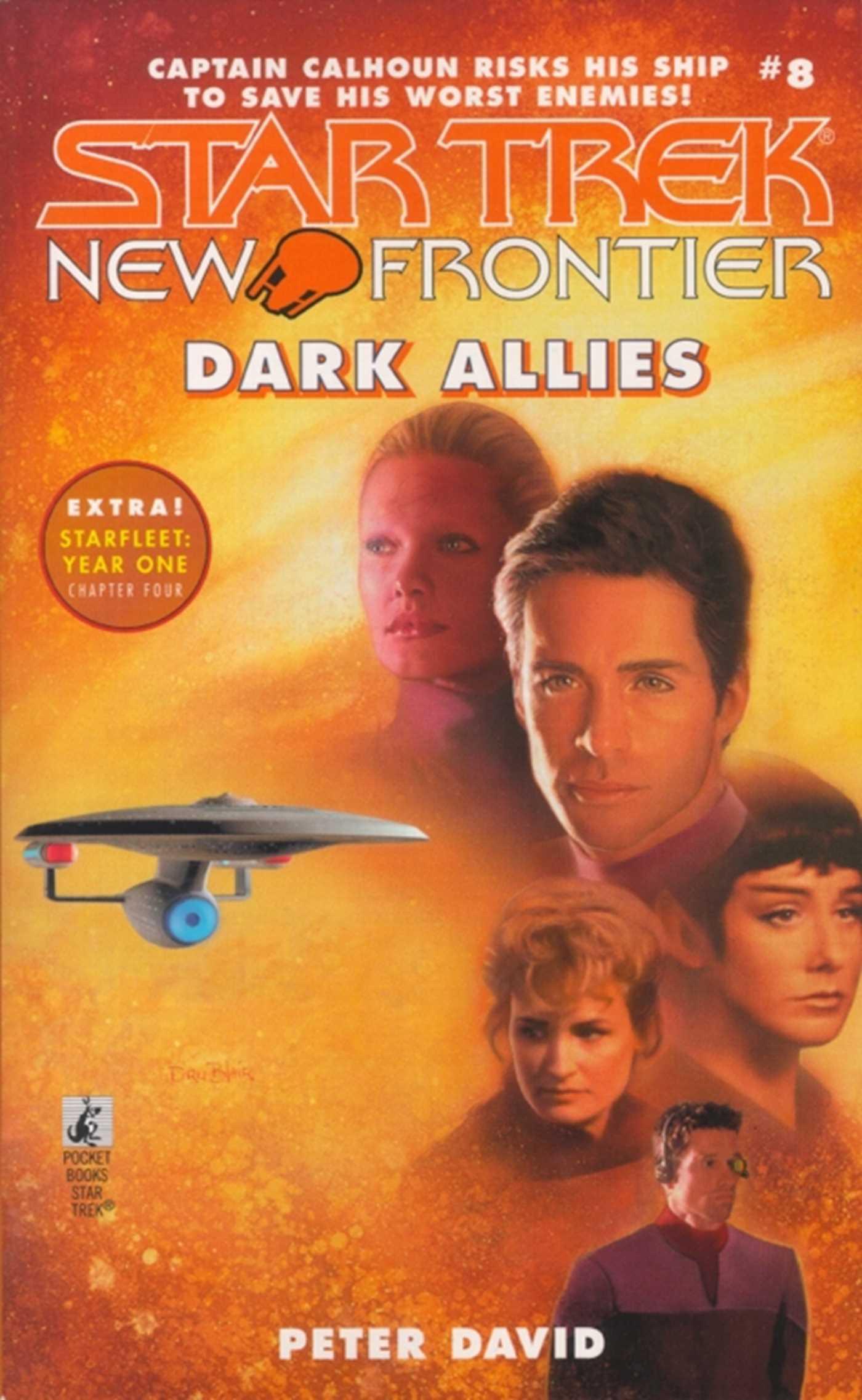 Dark allies 9780743455756 hr