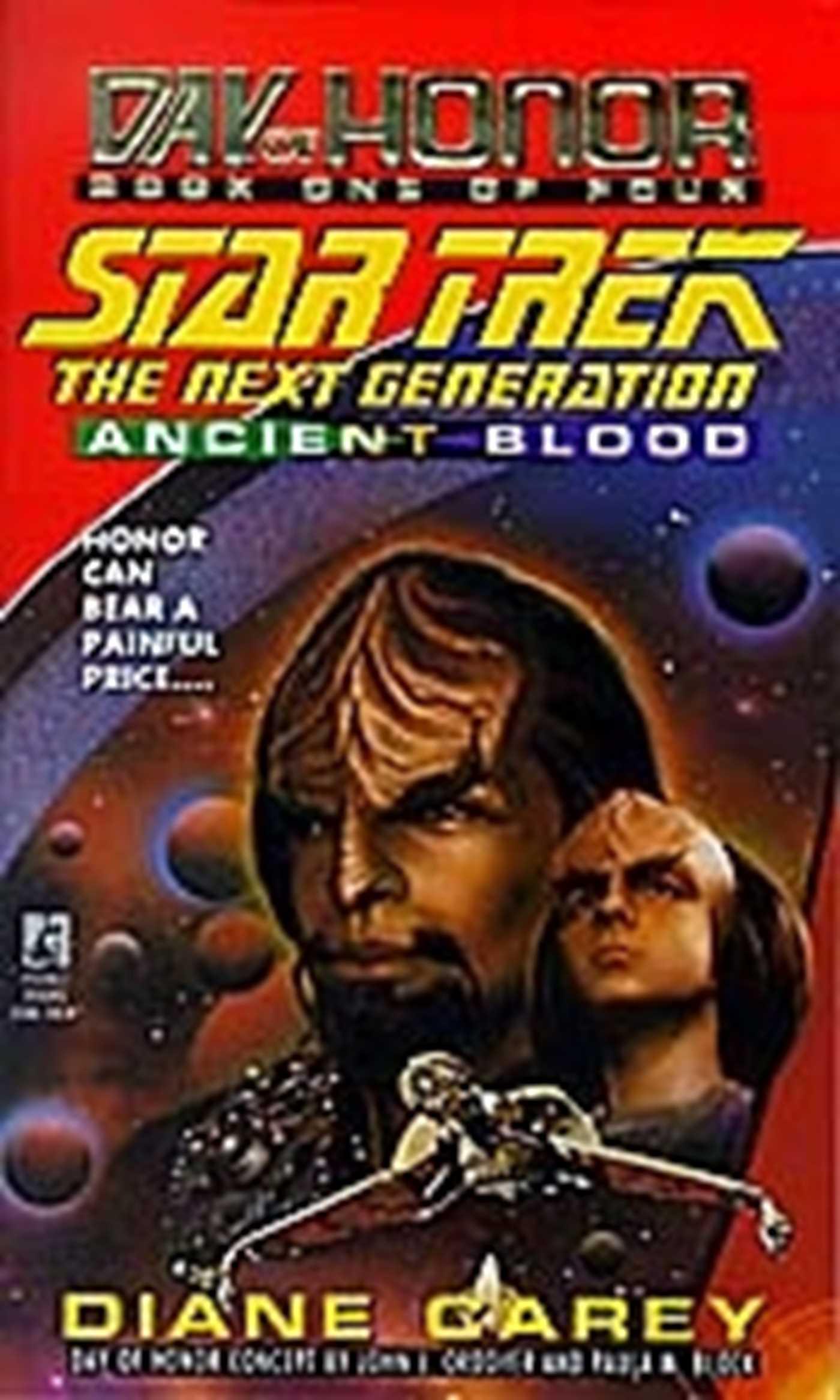 Ancient blood 9780743455862 hr
