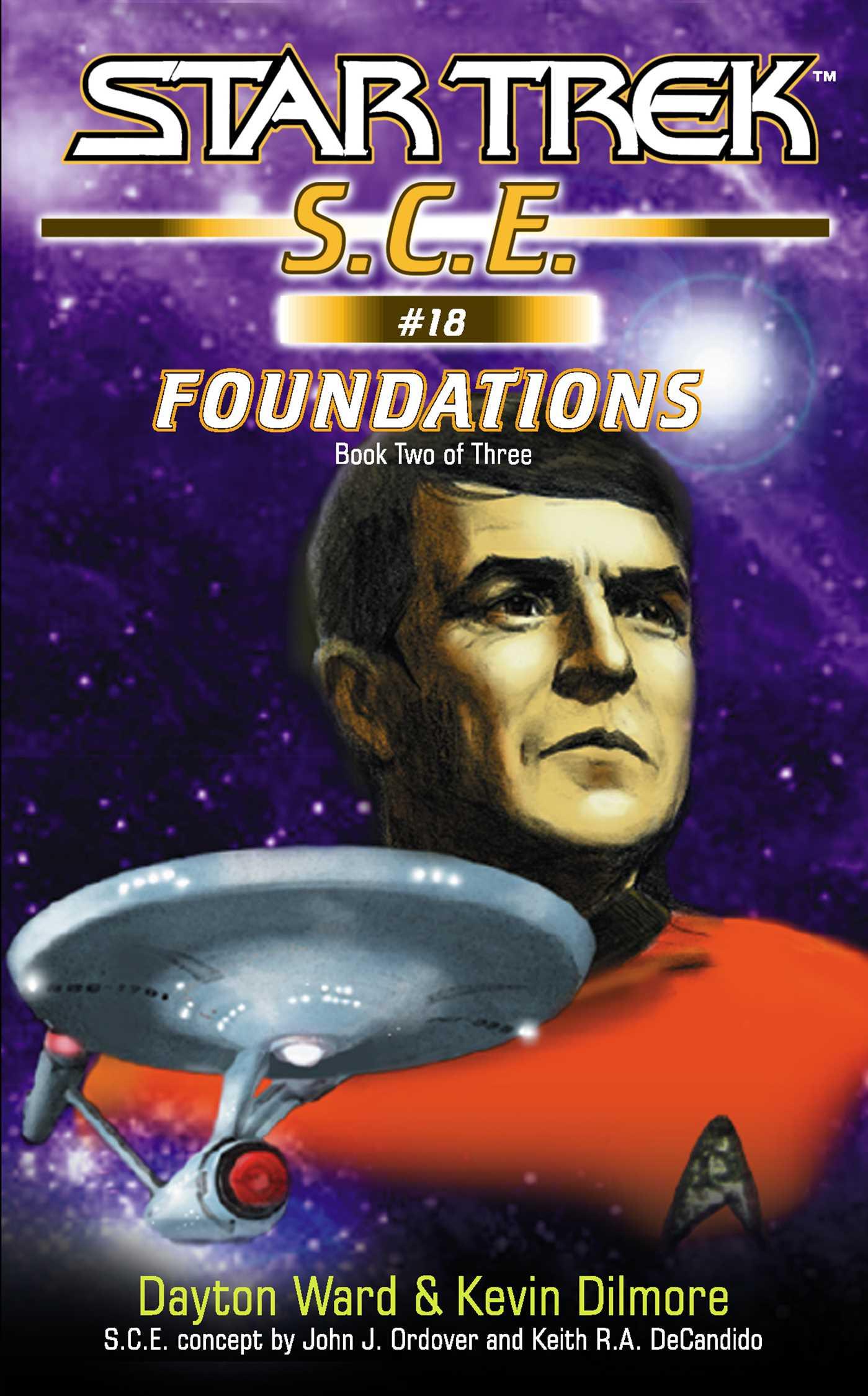 Star trek corps of engineers foundations 2 9780743456739 hr