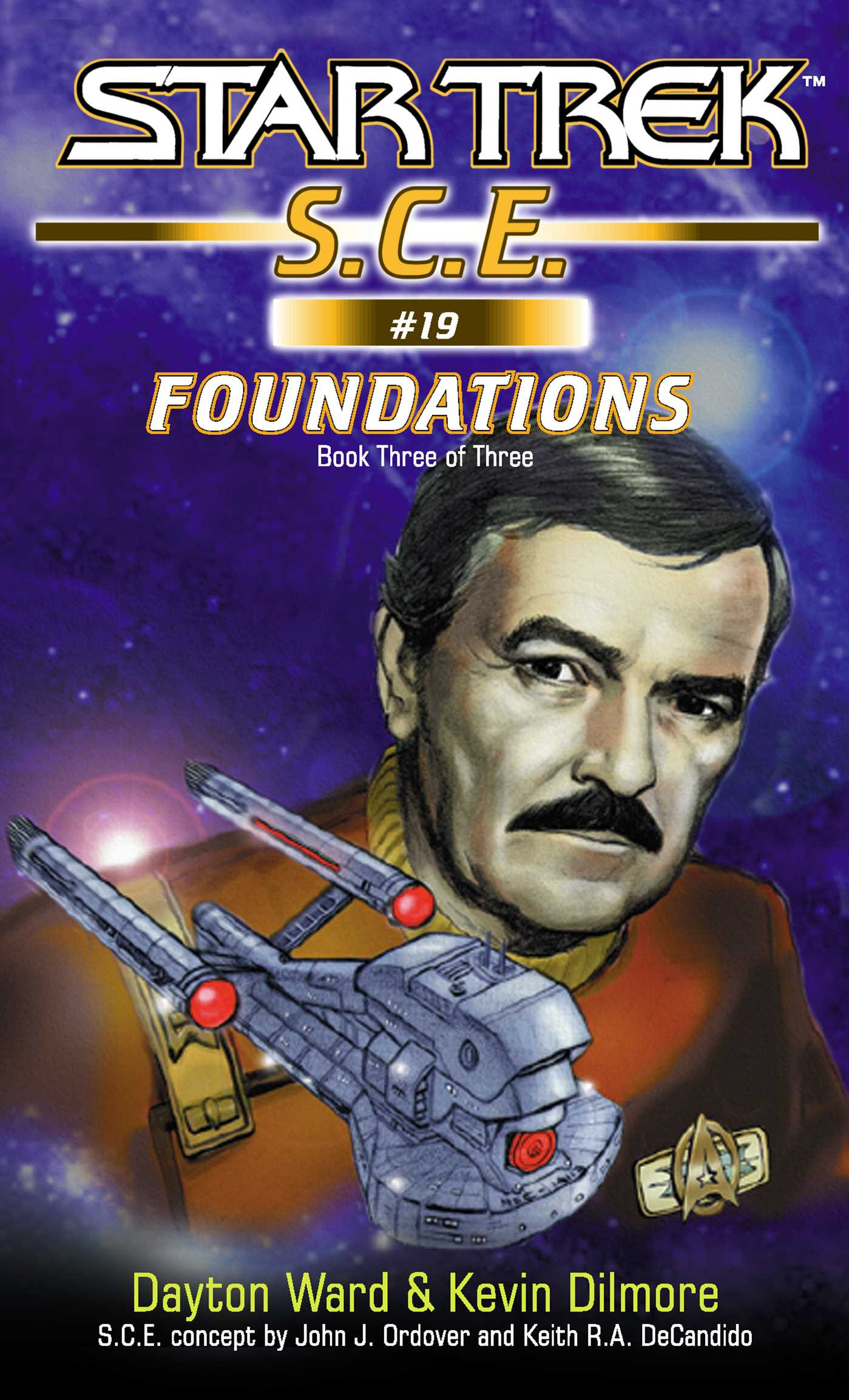 Star trek corps of engineers foundations 3 9780743456746 hr