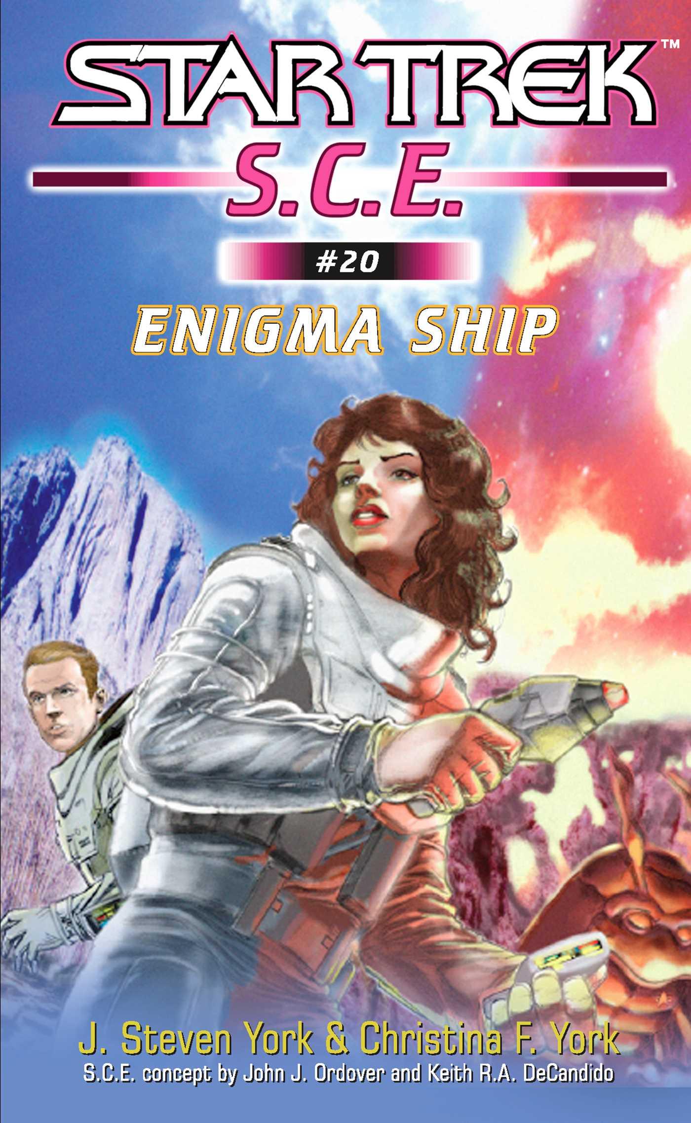 Enigma ship 9780743456753 hr