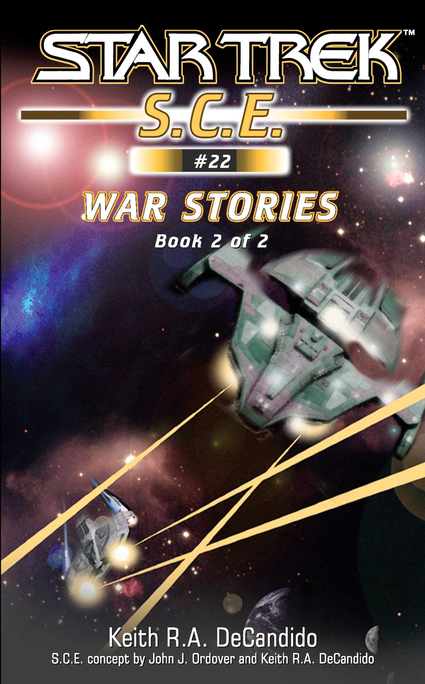 War stories book 2 9780743456777 hr