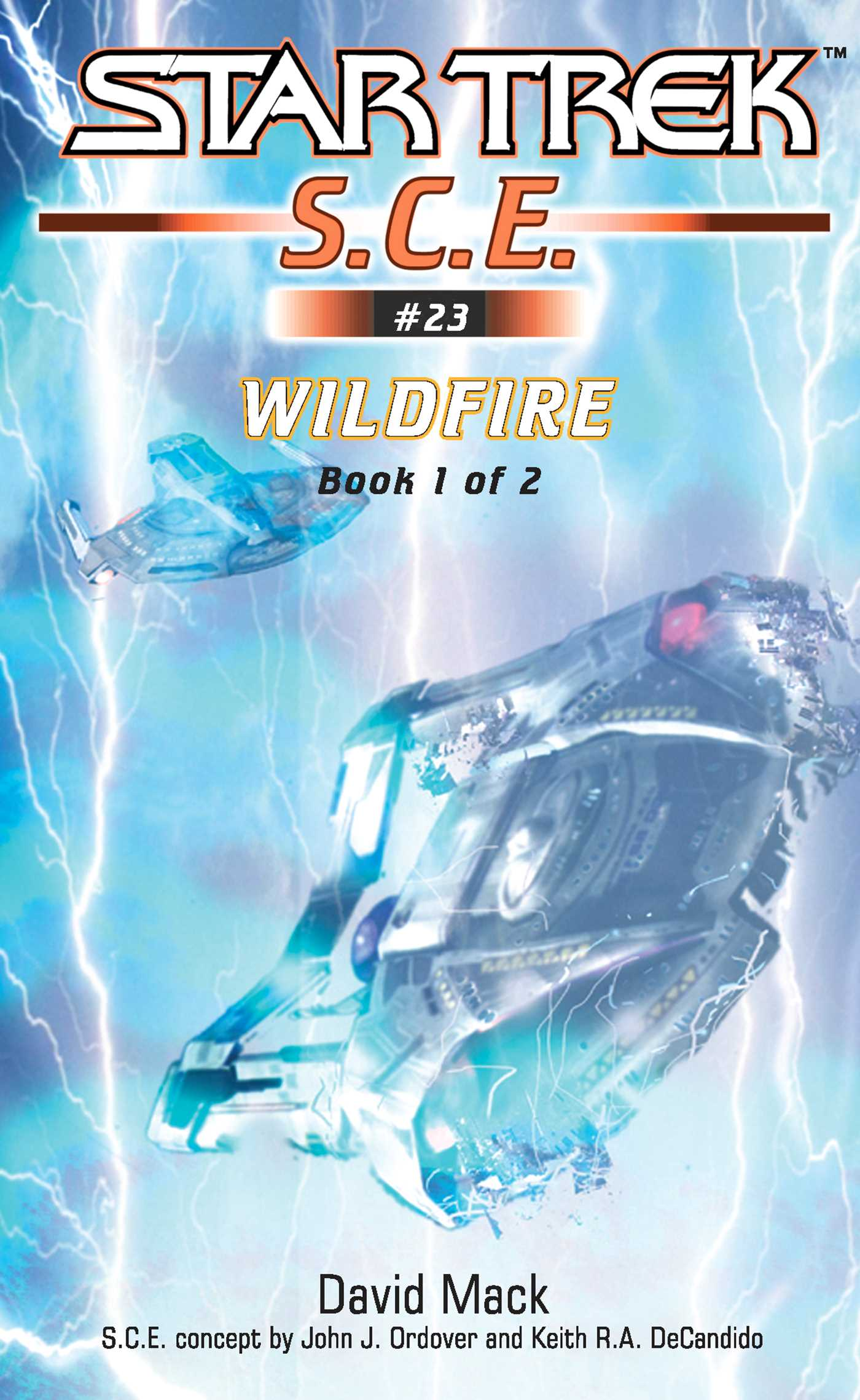 Wildfire book 1 9780743456784 hr