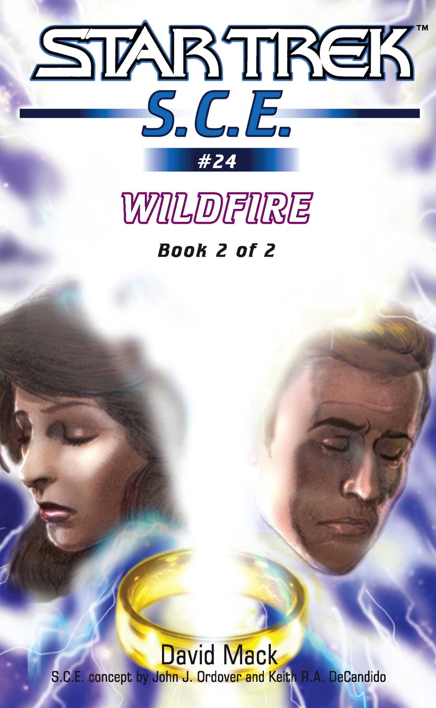 Wildfire book 2 9780743456791 hr
