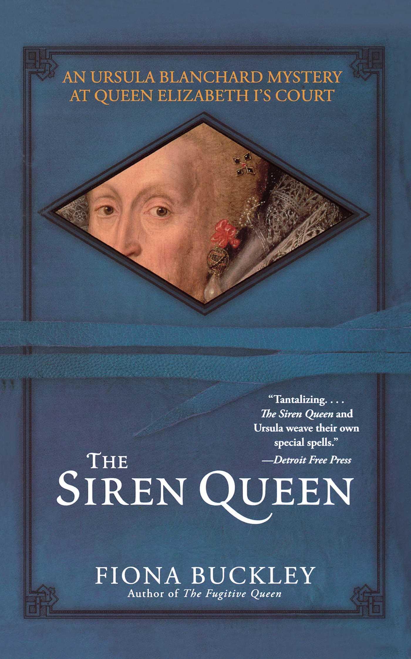 The siren queen 9780743457491 hr