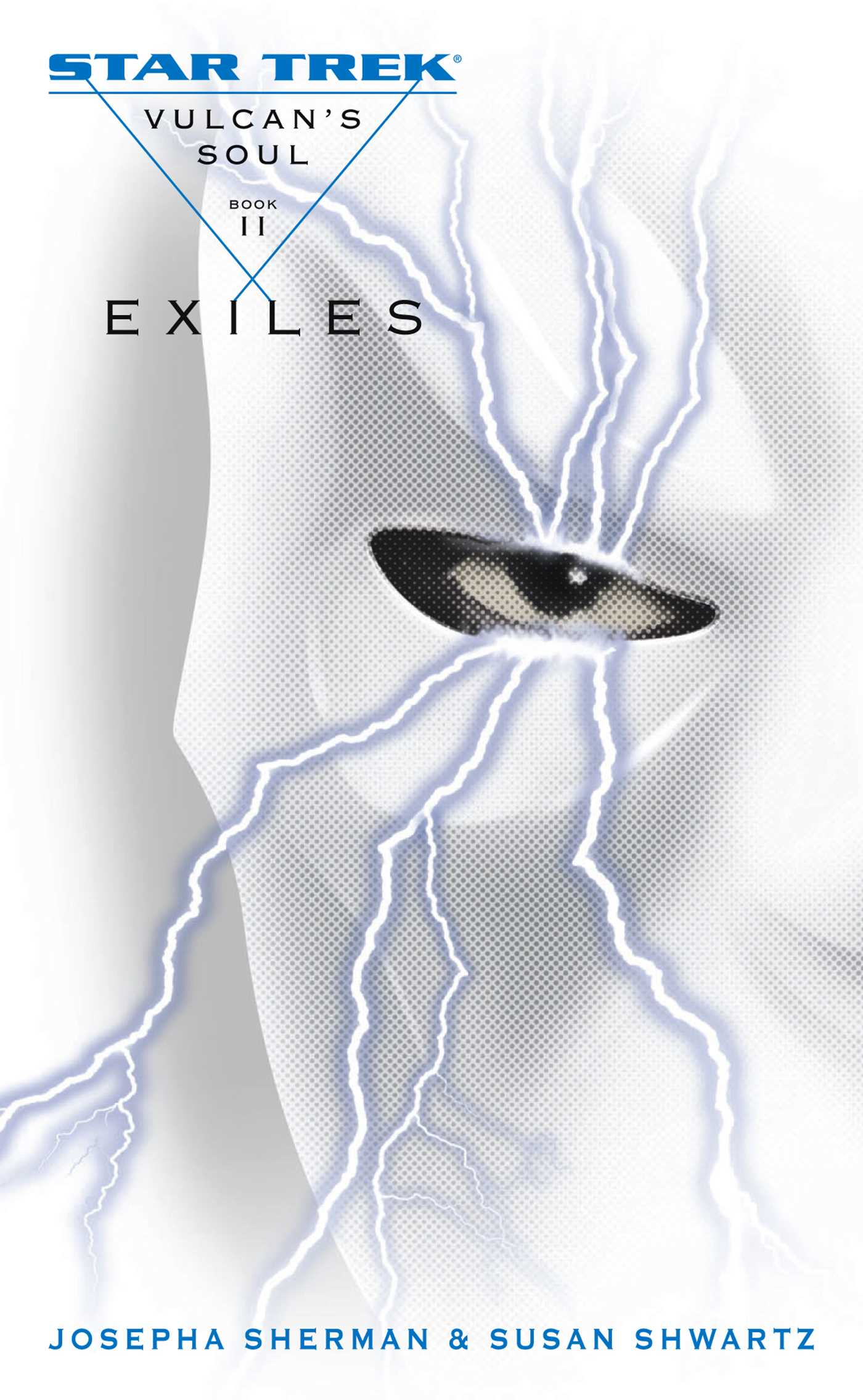 Star trek the original series vulcans soul 2 exiles 9780743463614 hr
