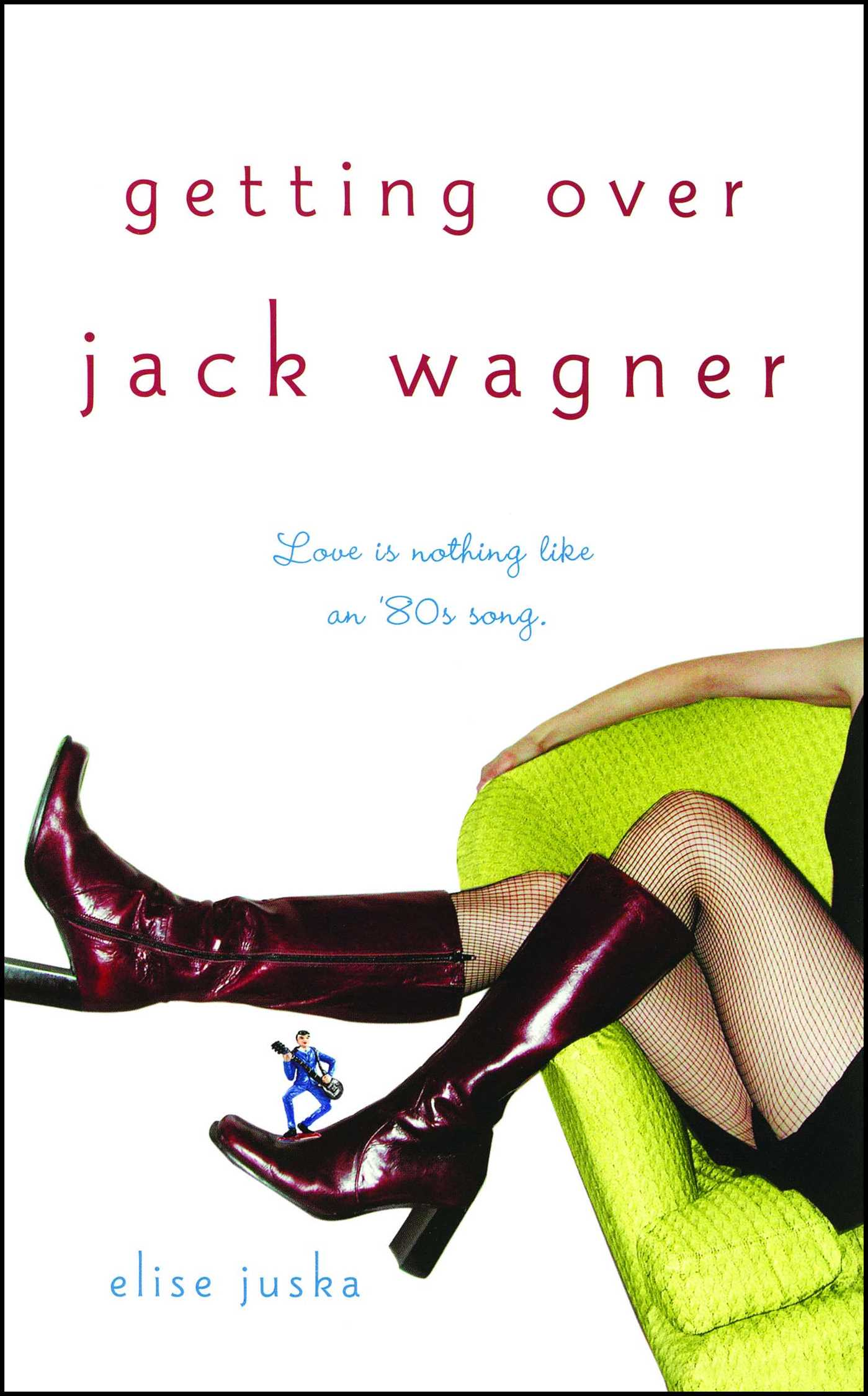 Getting over jack wagner 9780743464673 hr